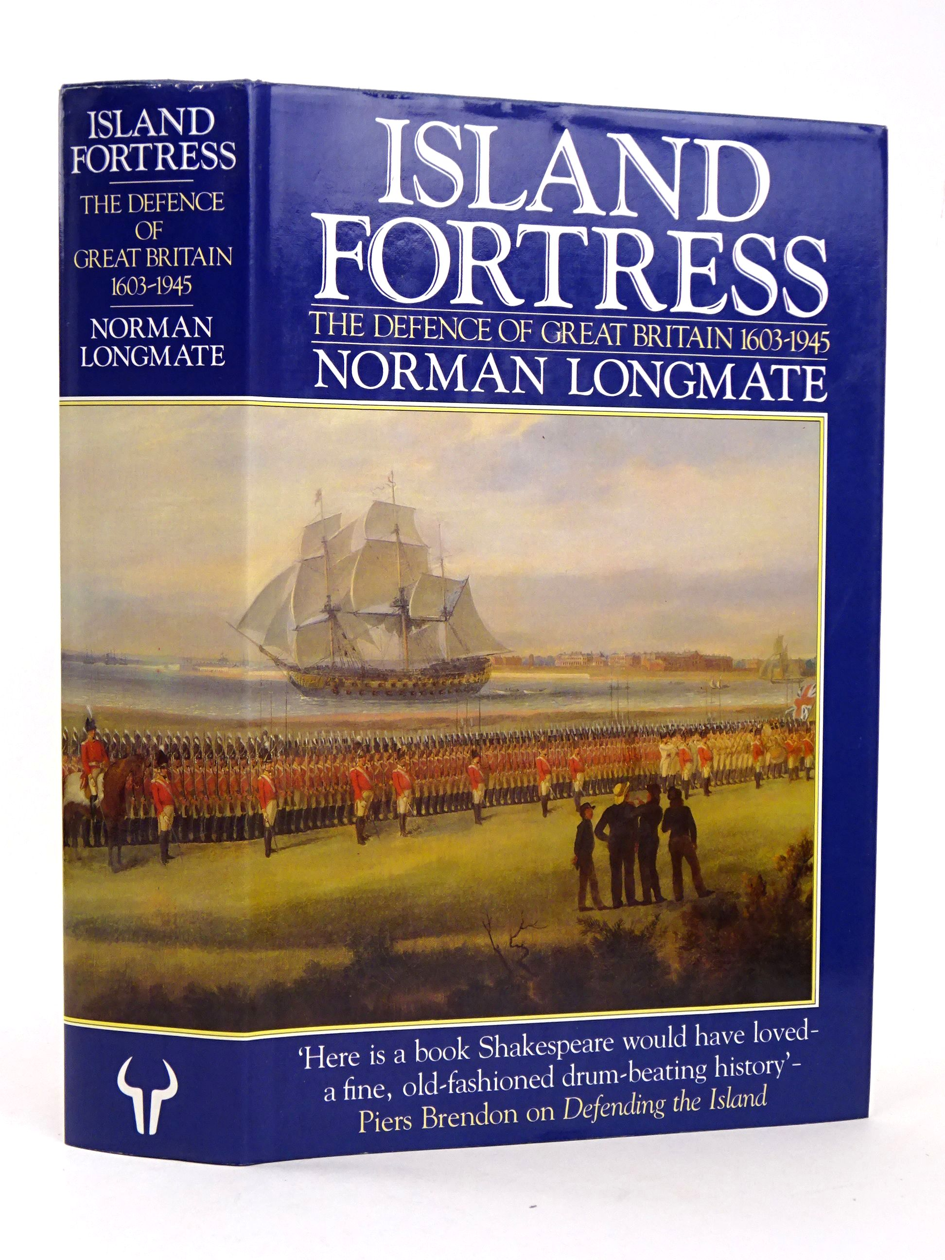 Photo of ISLAND FORTRESS: THE DEFENCE OF GREAT BRITAIN 1903-1945 written by Longmate, Norman published by Hutchinson (STOCK CODE: 1818469)  for sale by Stella & Rose's Books