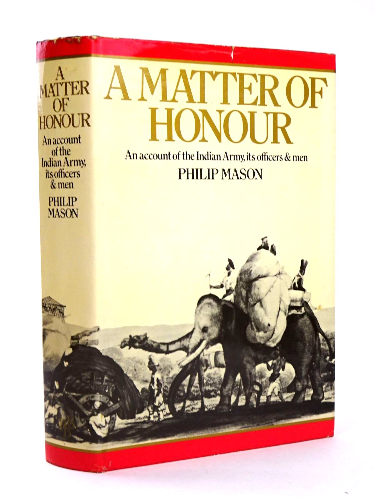 Photo of A MATTER OF HONOUR- Stock Number: 1818474