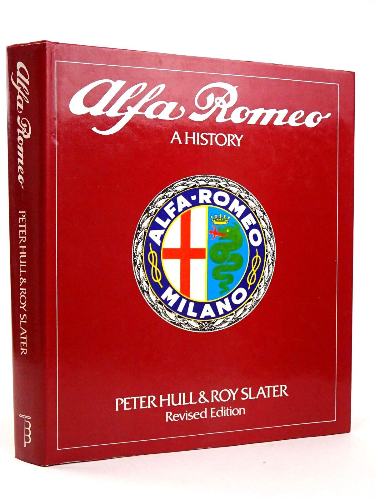 Photo of ALFA ROMEO: A HISTORY- Stock Number: 1818487