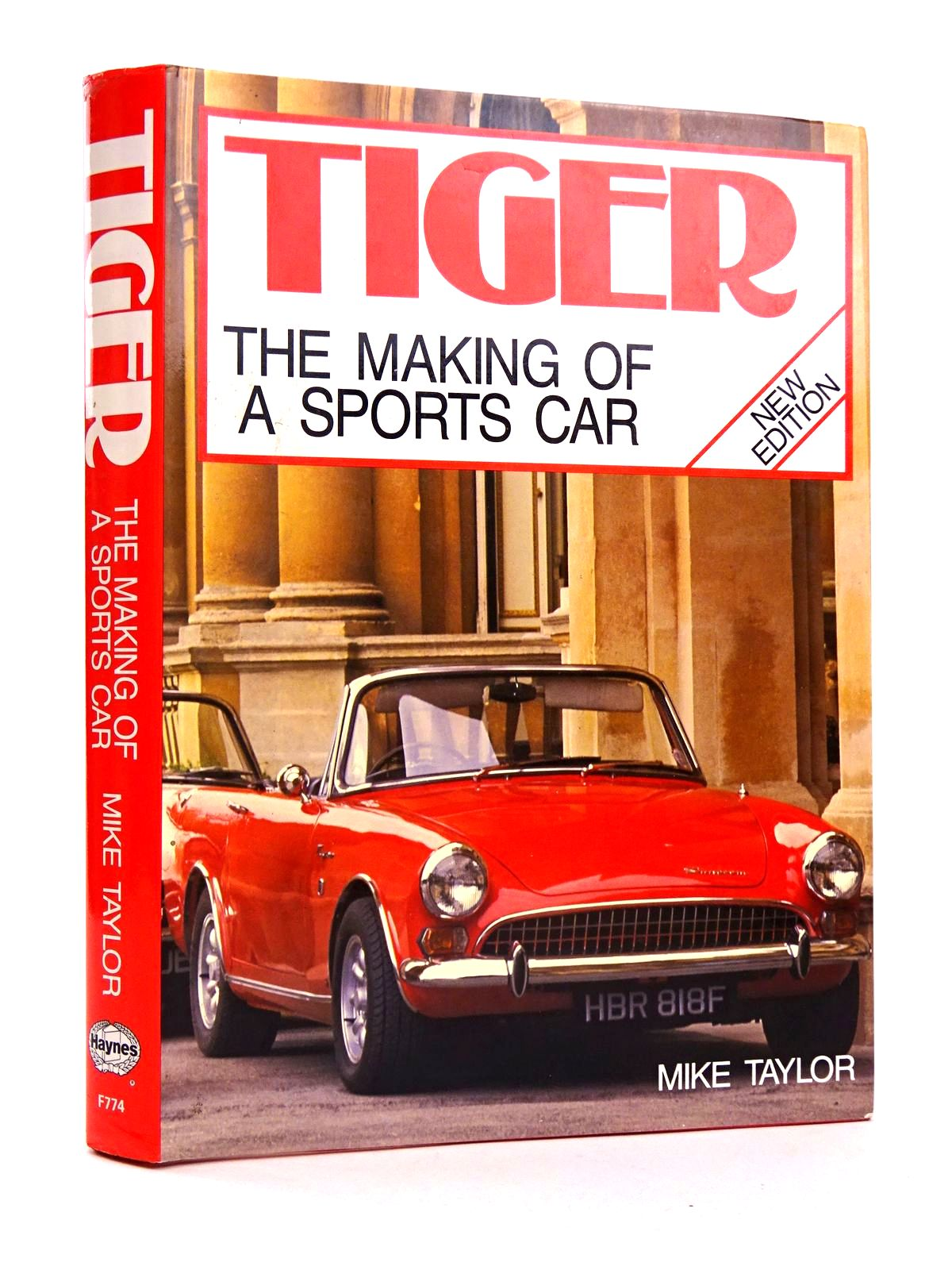 Photo of TIGER: THE MAKING OF A SPORTS CAR written by Taylor, Mike published by Foulis, Haynes Publishing Group (STOCK CODE: 1818497)  for sale by Stella & Rose's Books