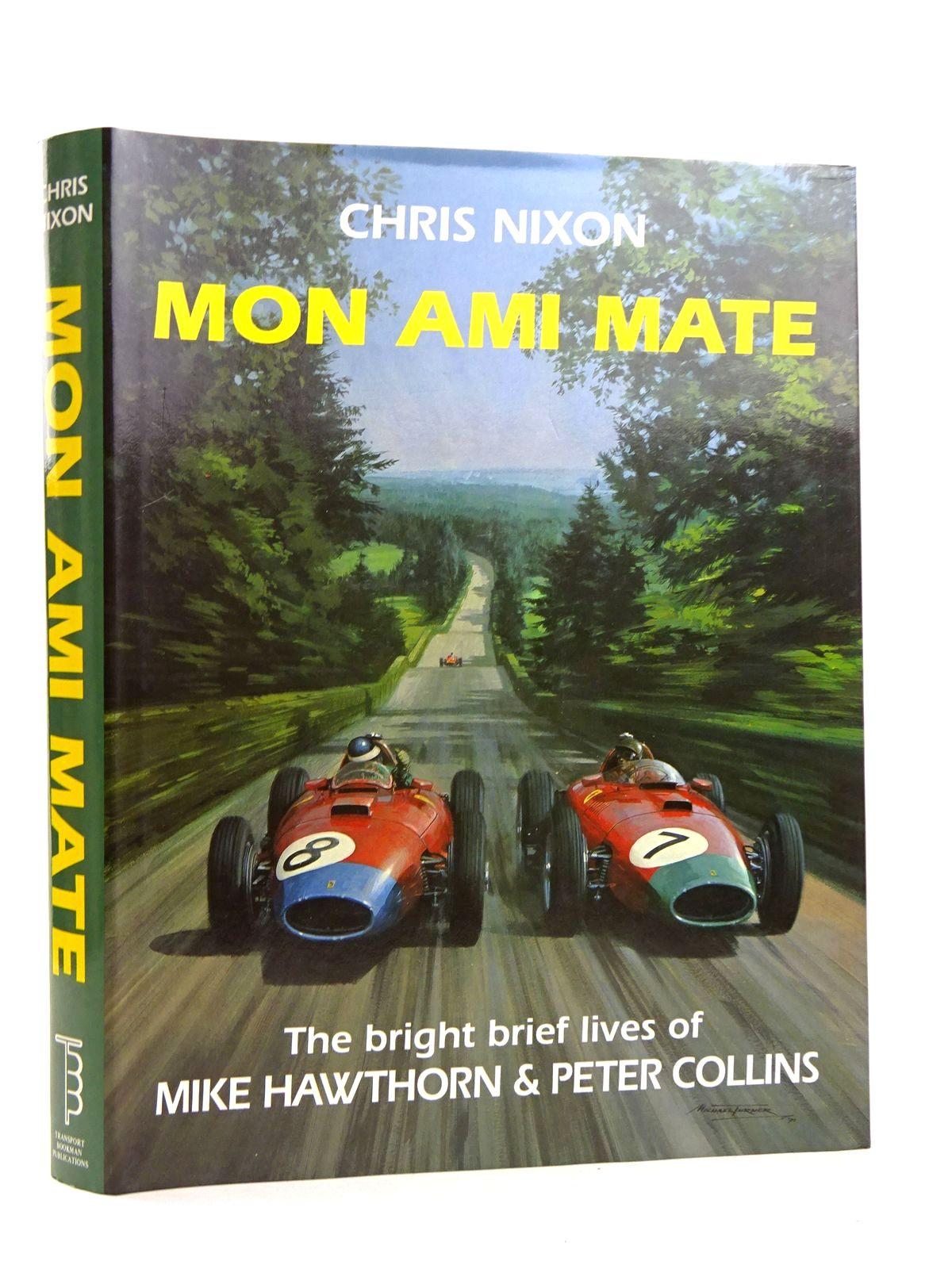 Photo of MON AMI MATE written by Nixon, Chris published by Transport Bookman Publications (STOCK CODE: 1818500)  for sale by Stella & Rose's Books