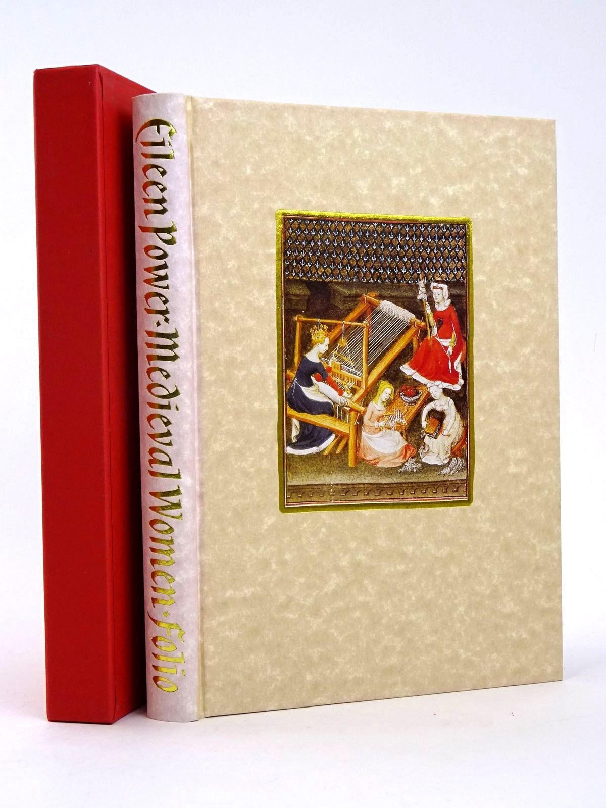 Photo of MEDIEVAL WOMEN written by Power, Eileen<br />Ladurie, Emmanuel Le Roy<br />Berg, Maxine<br />Postan, M.M. published by Folio Society (STOCK CODE: 1818509)  for sale by Stella & Rose's Books