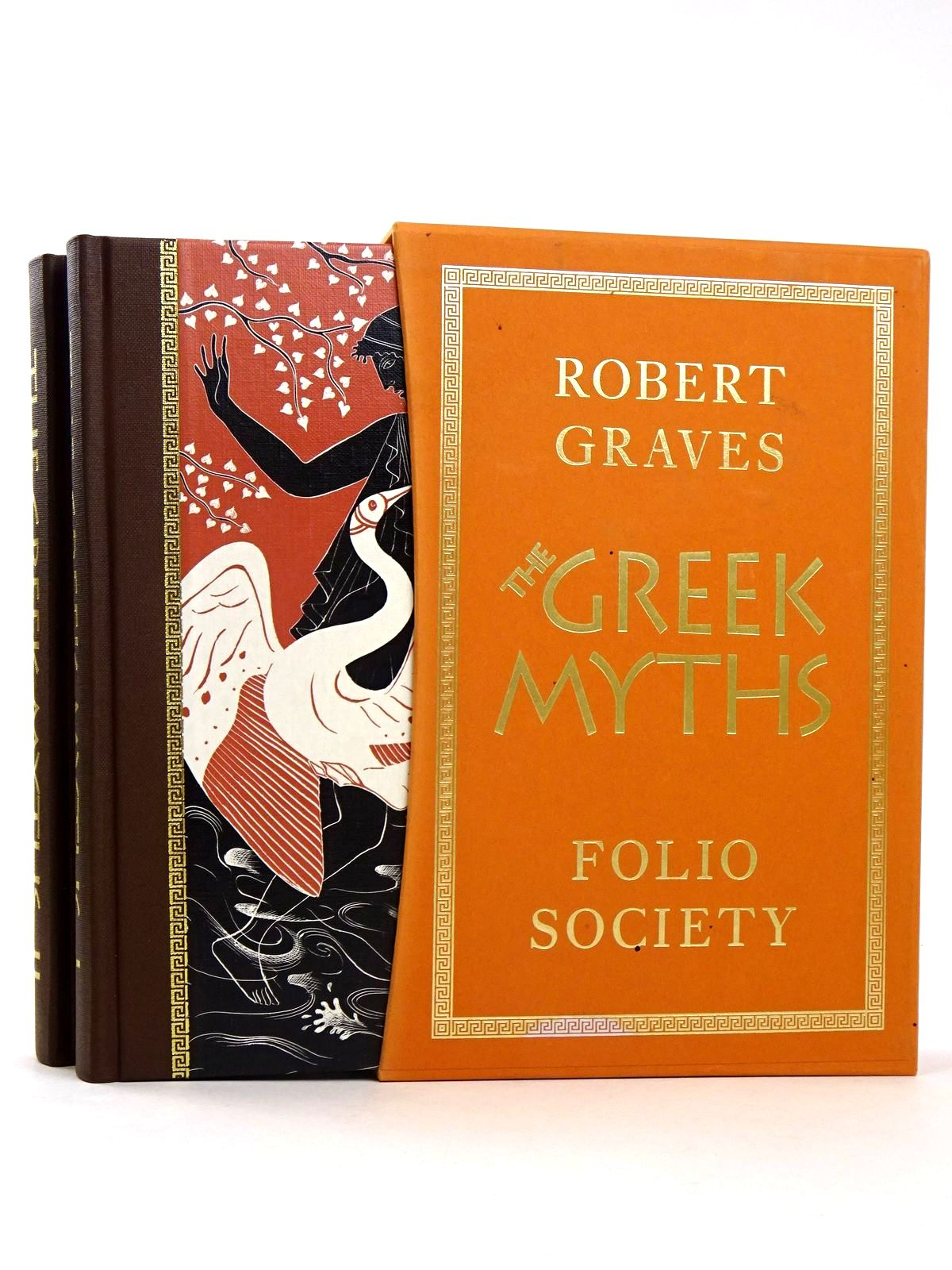 Photo of THE GREEK MYTHS (2 VOLUMES)- Stock Number: 1818514