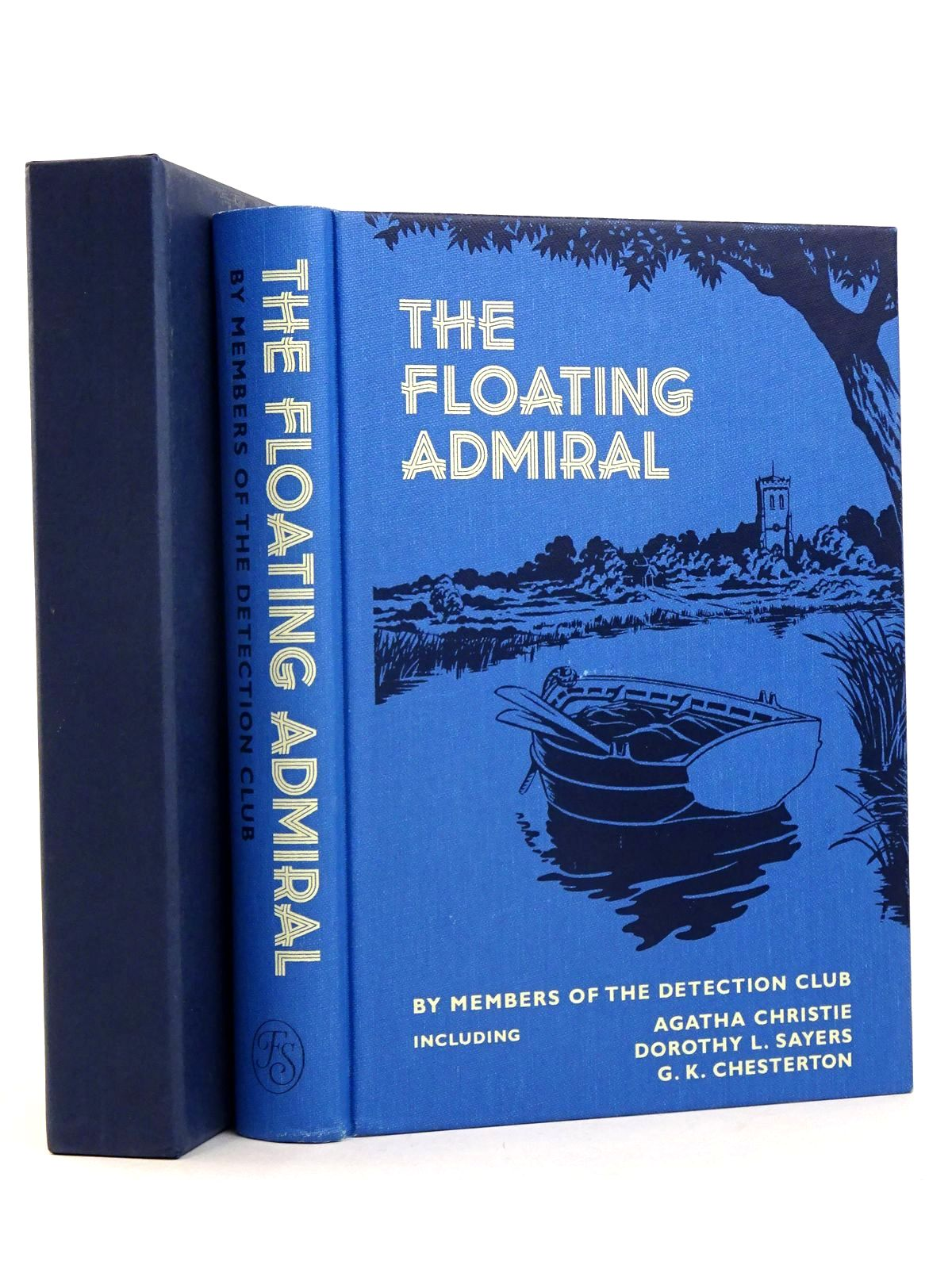 Photo of THE FLOATING ADMIRAL- Stock Number: 1818520