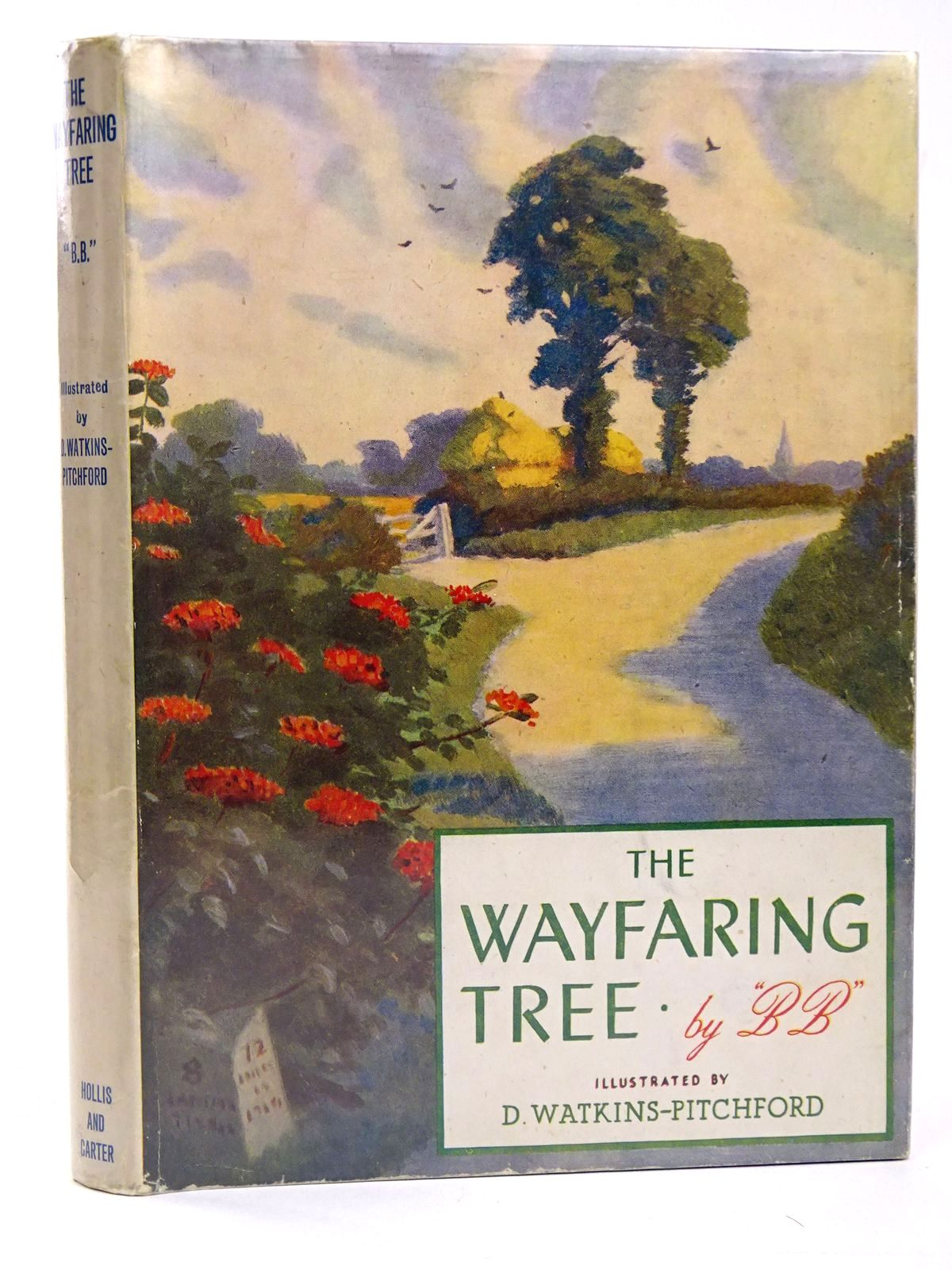 Photo of THE WAYFARING TREE written by BB,  illustrated by BB,  published by Hollis & Carter (STOCK CODE: 1818524)  for sale by Stella & Rose's Books