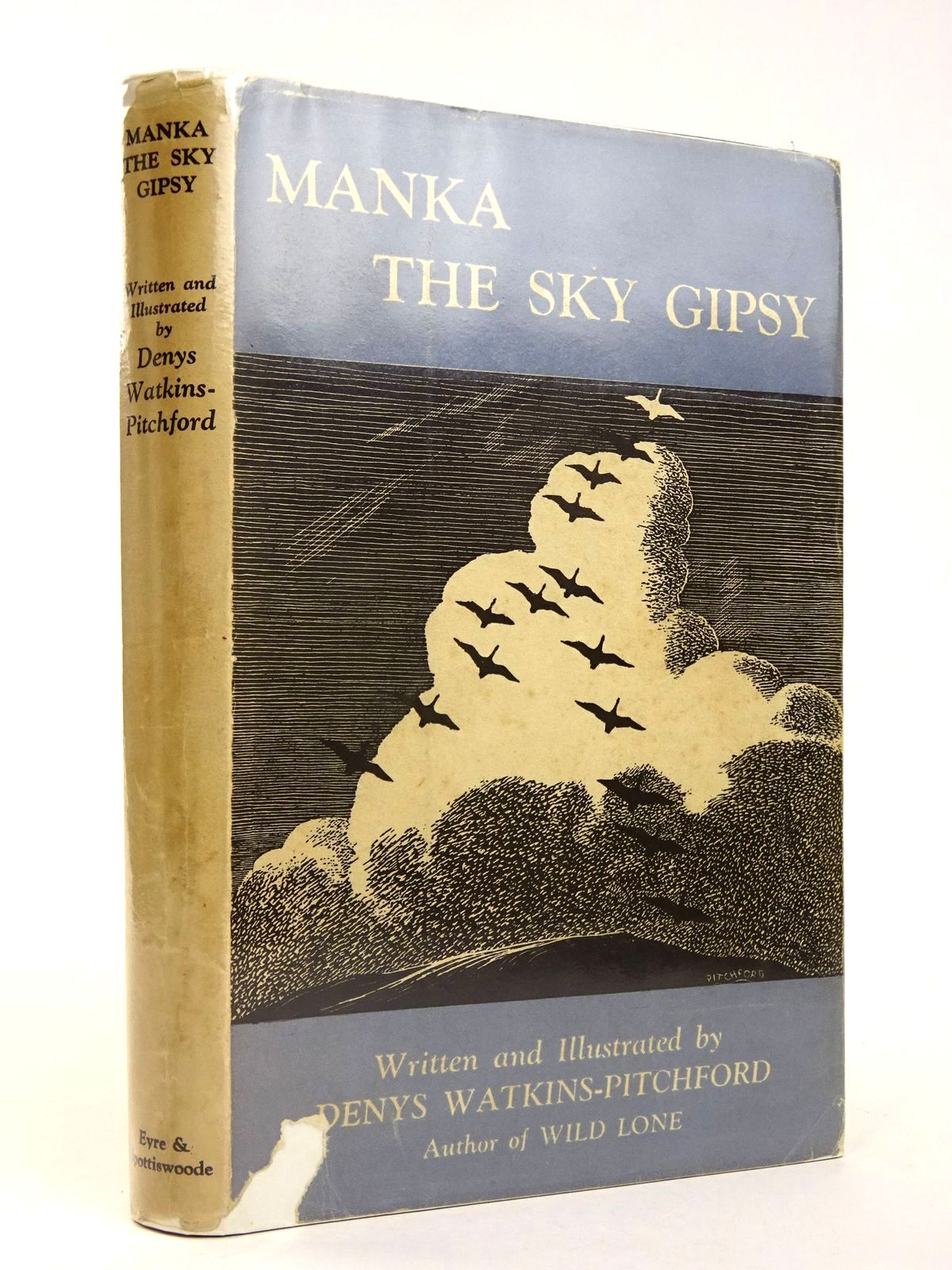Photo of MANKA THE SKY GIPSY written by BB,  illustrated by BB,  published by Eyre & Spottiswoode (STOCK CODE: 1818531)  for sale by Stella & Rose's Books