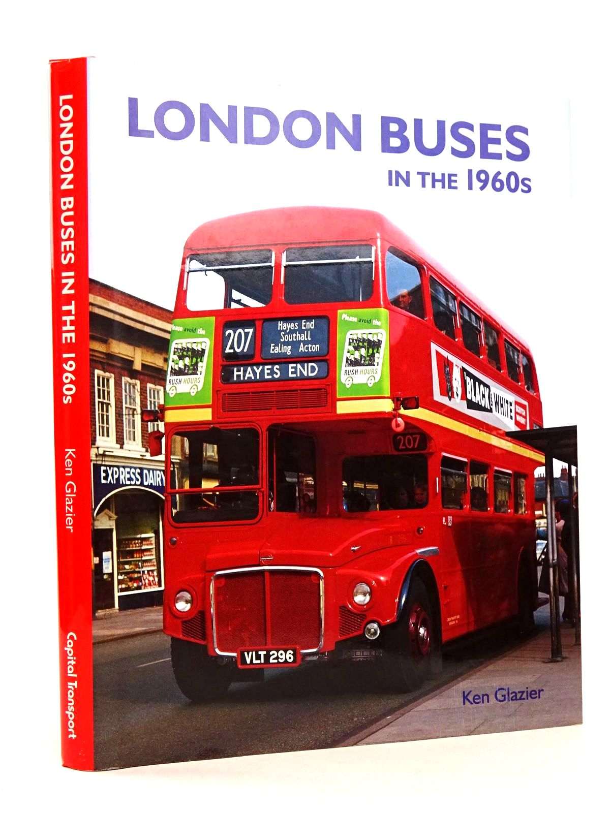 Photo of LONDON BUSES IN THE 1960S