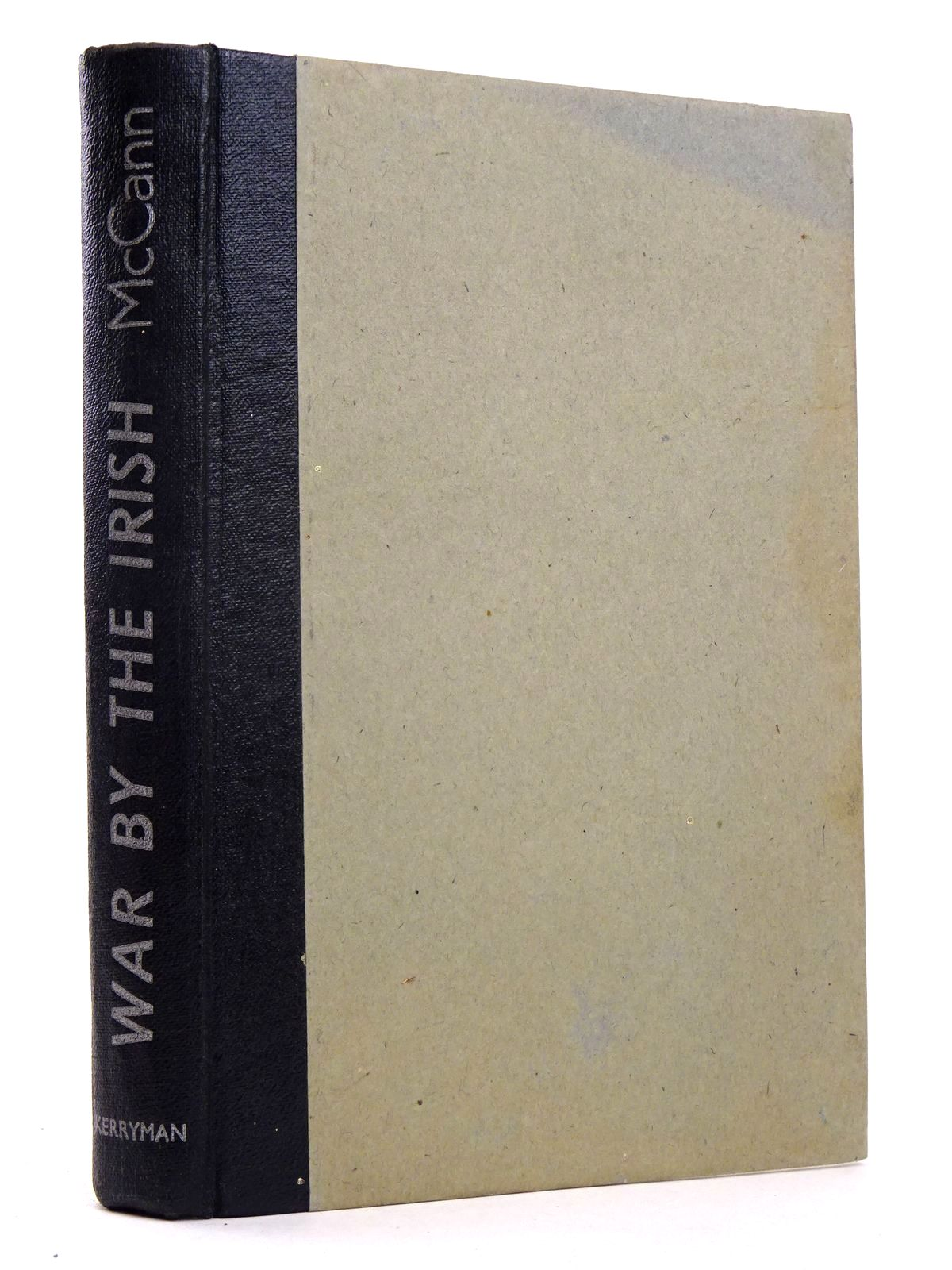 Photo of WAR BY THE IRISH written by McCann, John published by The Kerryman (STOCK CODE: 1818562)  for sale by Stella & Rose's Books