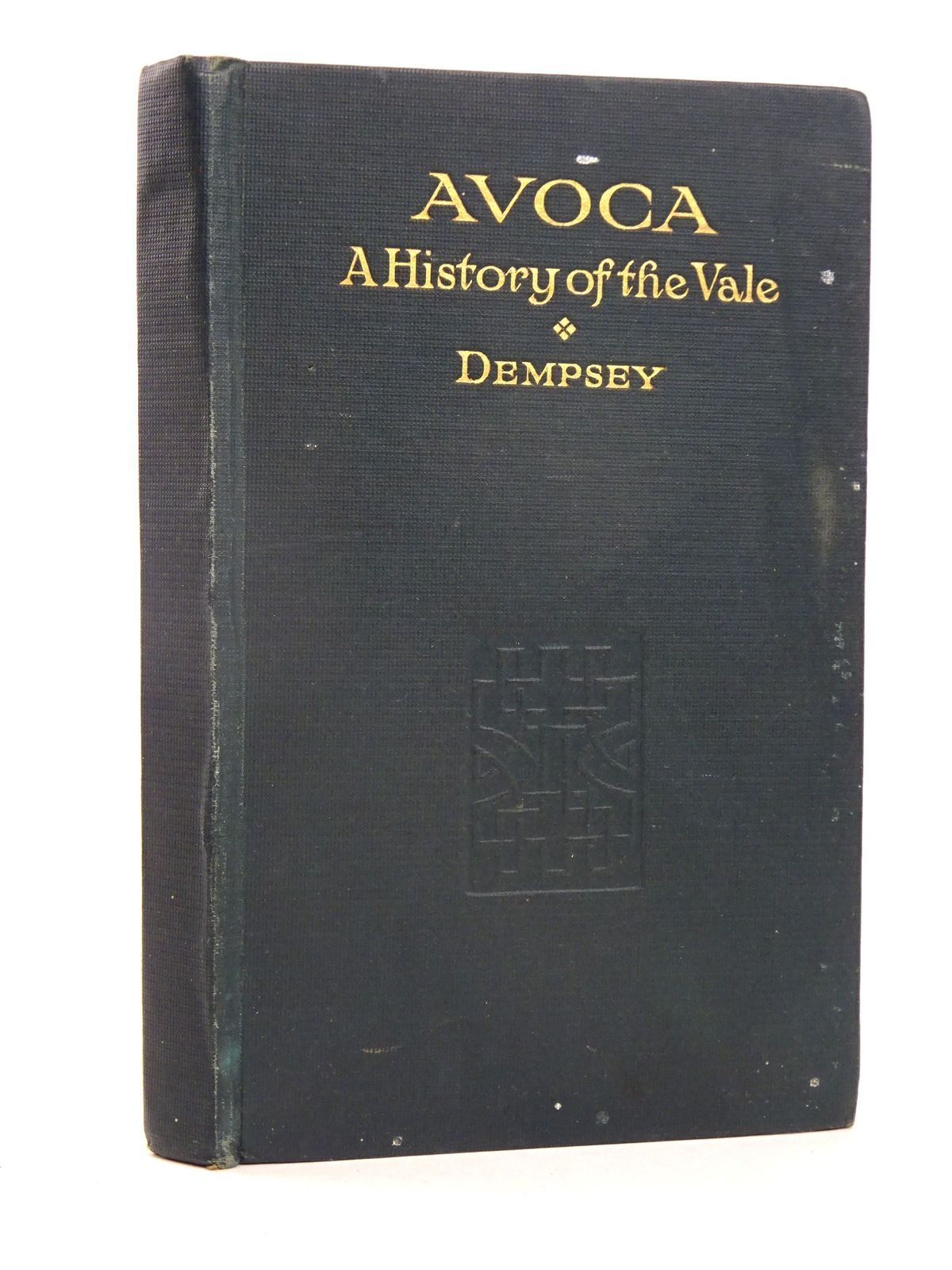 Photo of AVOCA: A HISTORY OF THE VALE written by Dempsey, P. published by Browne and Nolan Ltd. (STOCK CODE: 1818563)  for sale by Stella & Rose's Books