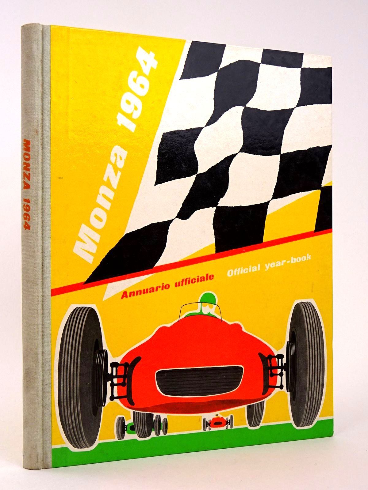 Photo of MONZA 1964 OFFICIAL YEAR-BOOK published by SIAS (STOCK CODE: 1818573)  for sale by Stella & Rose's Books