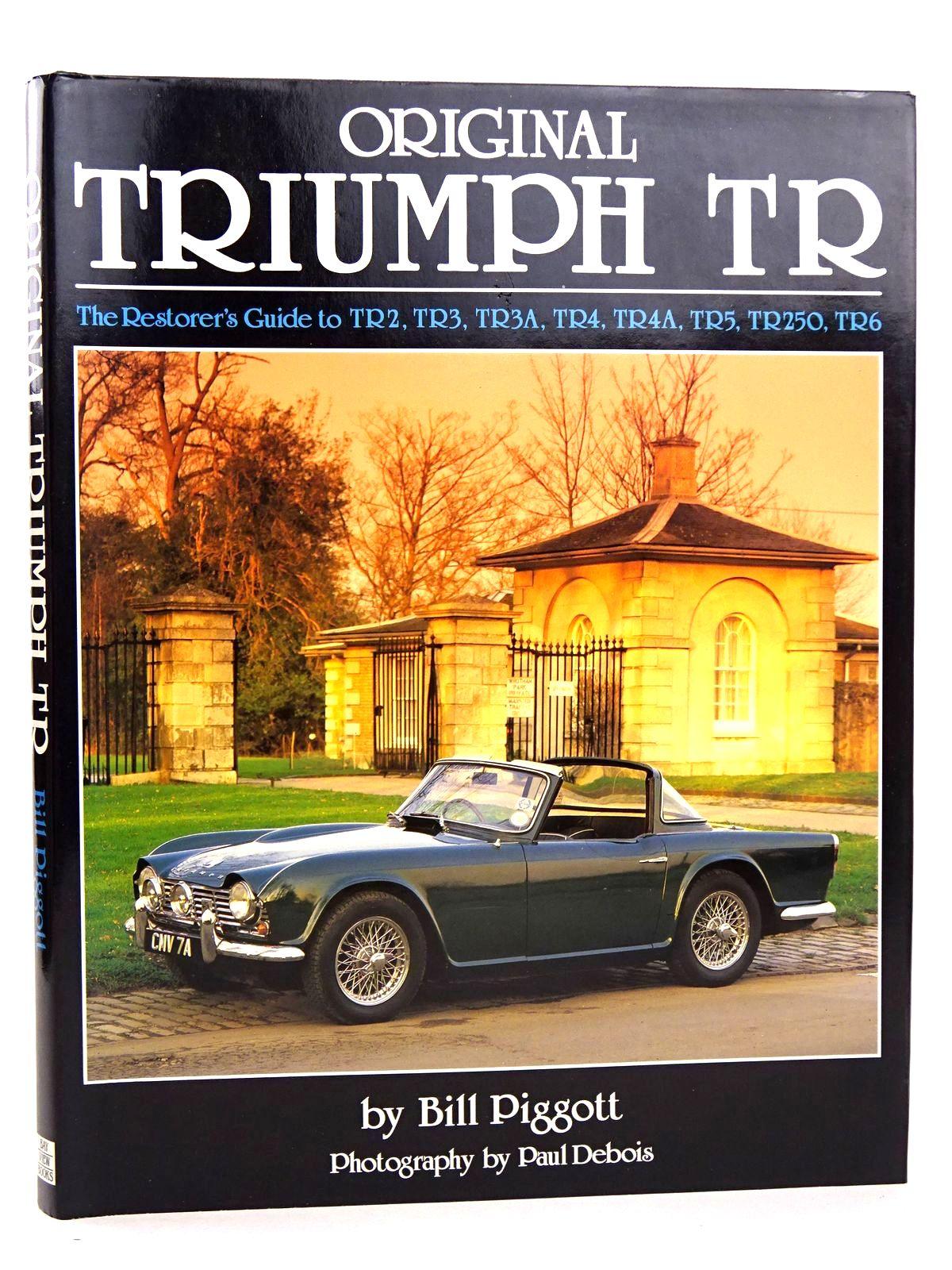 Photo of ORIGINAL TRIUMPH TR- Stock Number: 1818574
