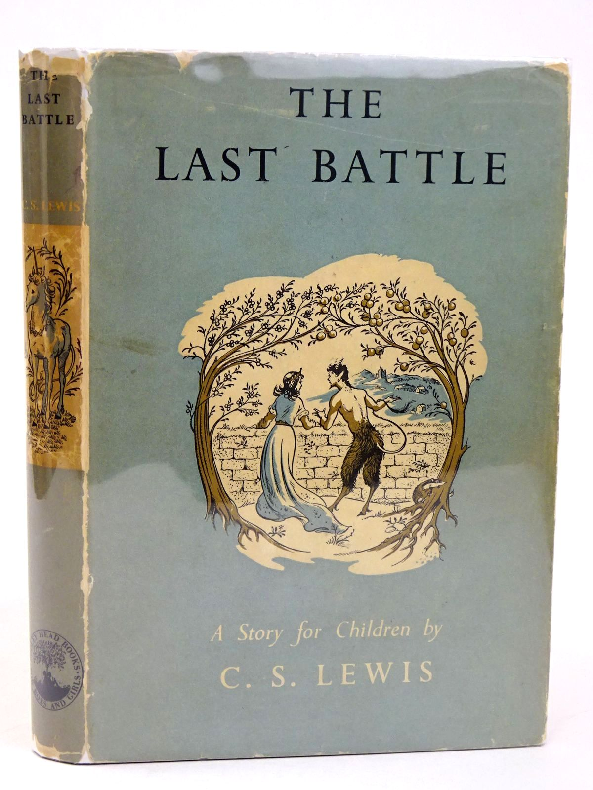 Photo of THE LAST BATTLE- Stock Number: 1818591