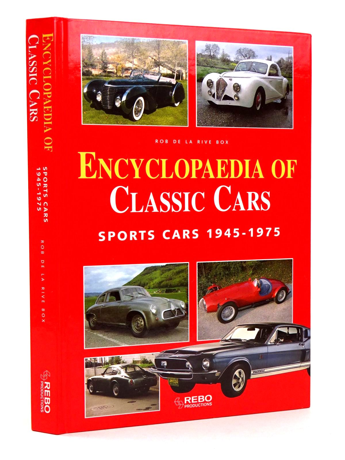 Photo of ENCYCLOPAEDIA OF CLASSIC CARS: SPORTS CARS 1945-1975- Stock Number: 1818604