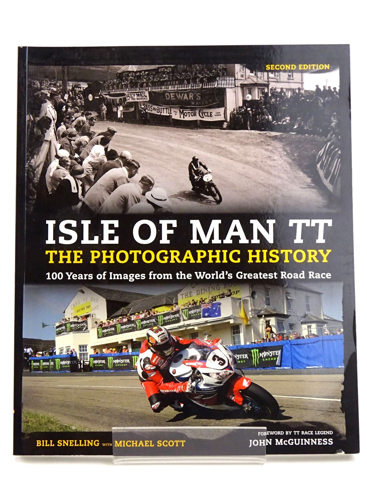 Photo of ISLE OF MAN TT: THE PHOTOGRAPHIC HISTORY written by Snelling, Bill<br />Scott, Michael published by Carlton Books Limited (STOCK CODE: 1818609)  for sale by Stella & Rose's Books