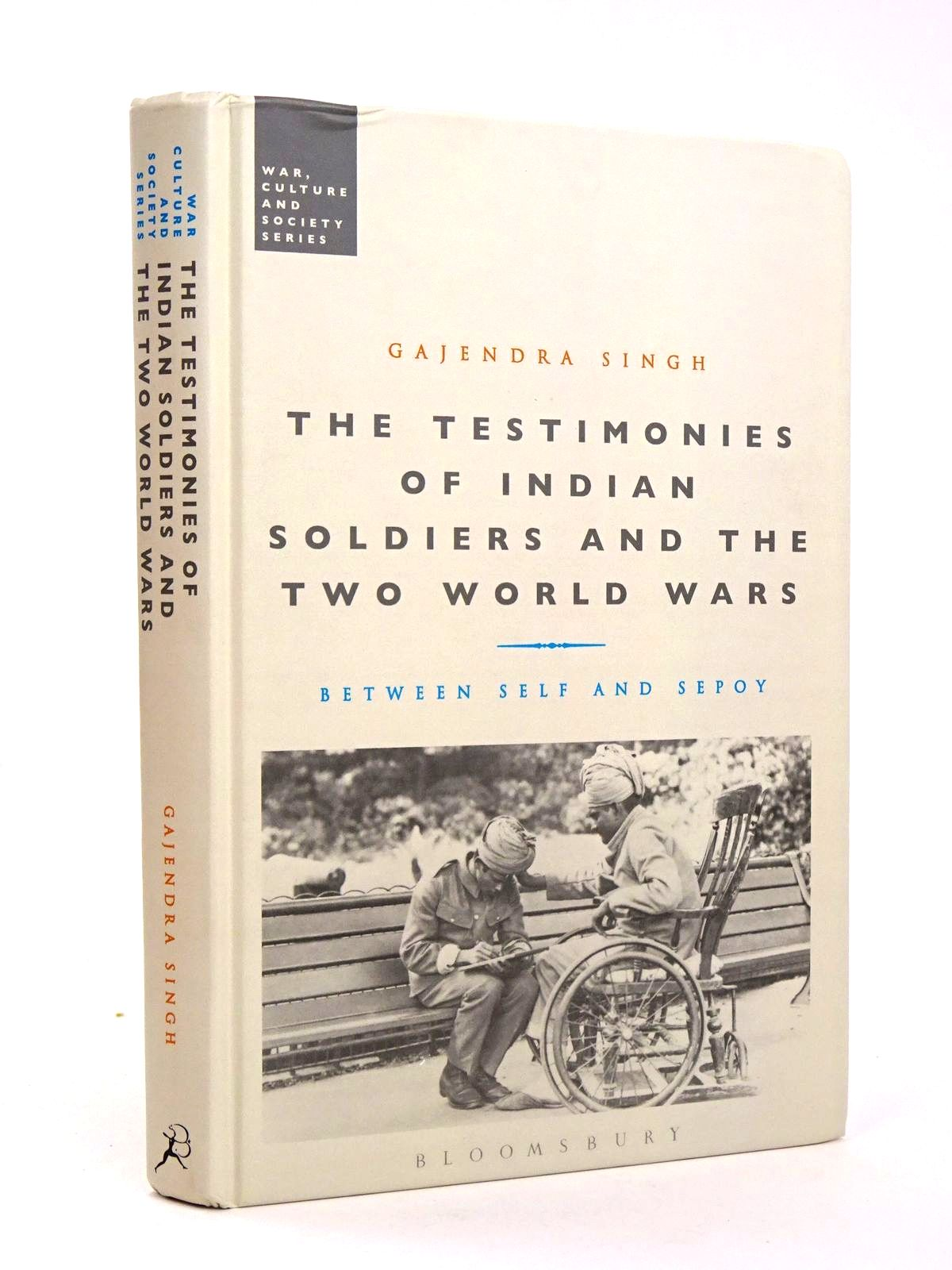 Photo of THE TESTIMONIES OF INDIAN SOLDIERS AND THE TWO WORLD WARS- Stock Number: 1818629