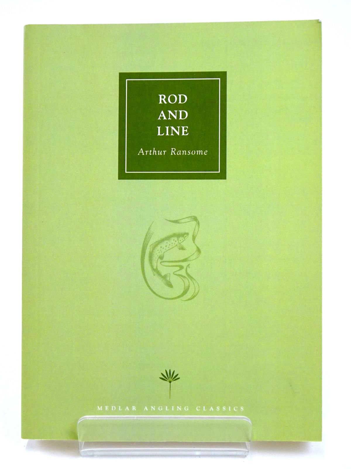 Photo of ROD AND LINE- Stock Number: 1818637