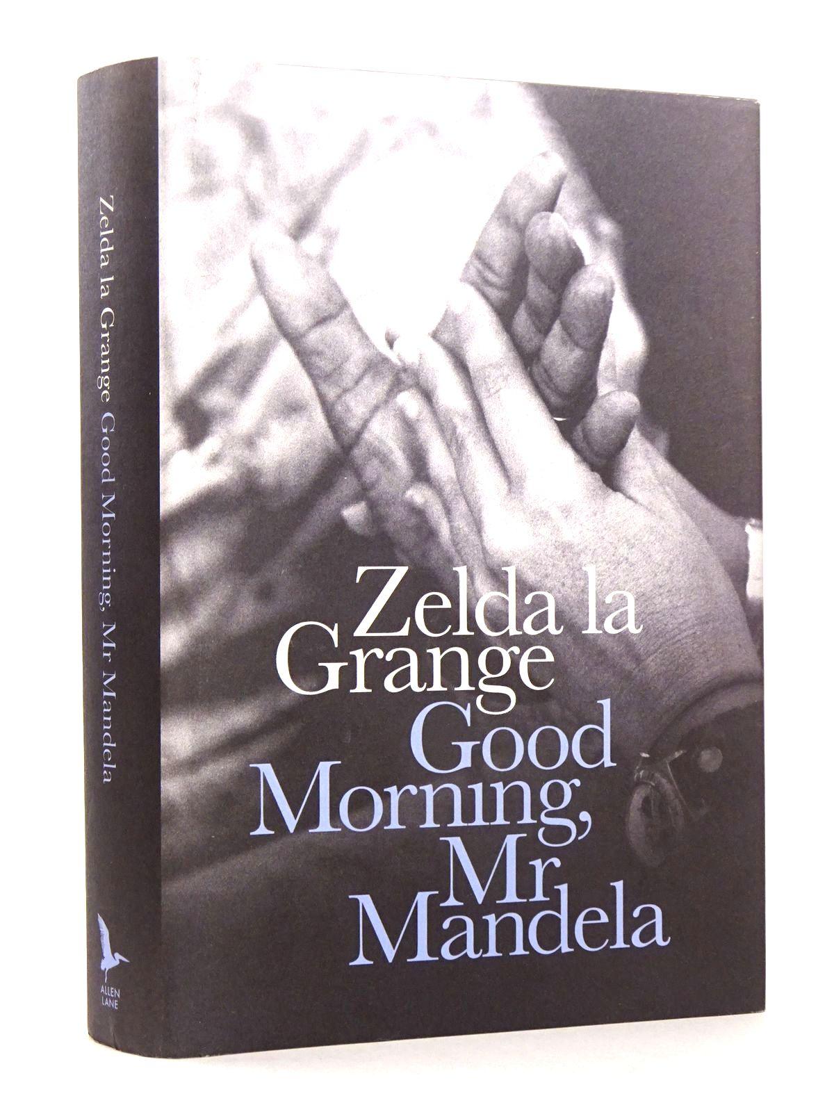 Photo of GOOD MORNING, MR MANDELA- Stock Number: 1818638