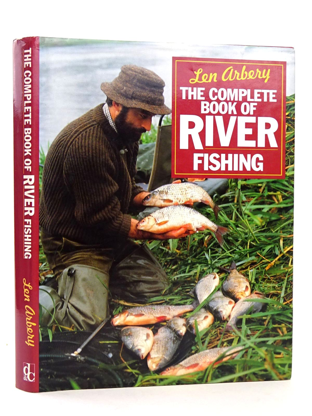 Photo of THE COMPLETE BOOK OF RIVER FISHING- Stock Number: 1818642