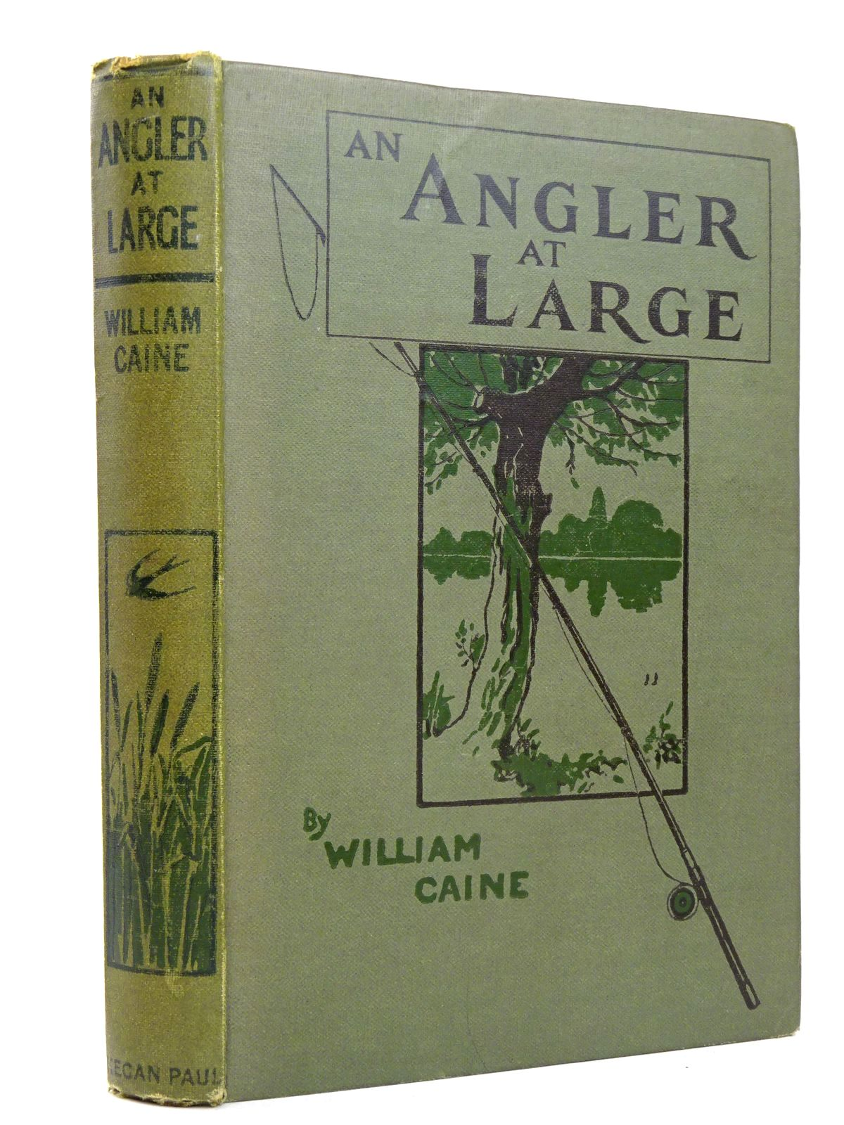 Photo of AN ANGLER AT LARGE- Stock Number: 1818645