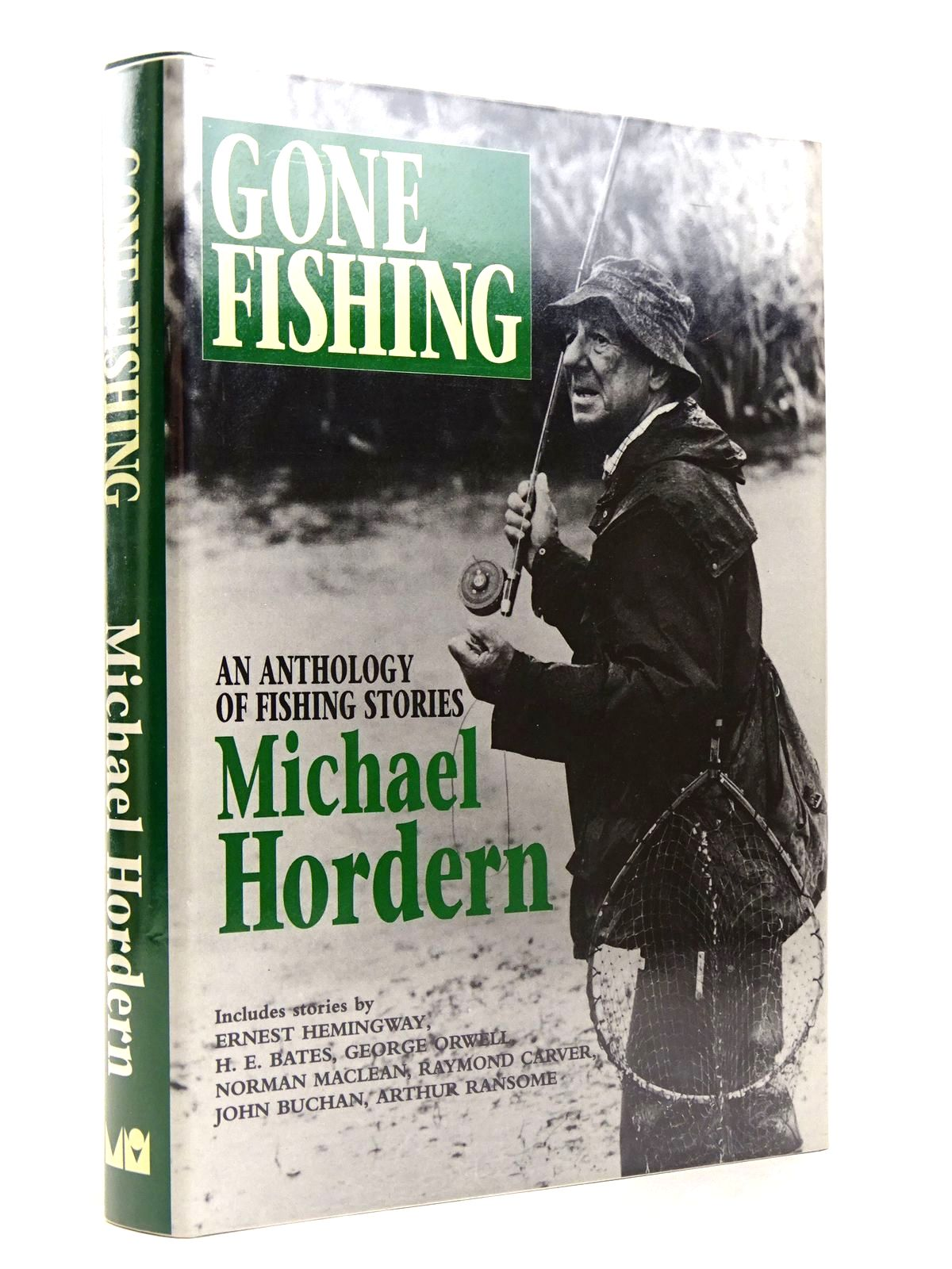 Photo of GONE FISHING written by Hordern, Michael published by Michael O'Mara Books Limited (STOCK CODE: 1818649)  for sale by Stella & Rose's Books