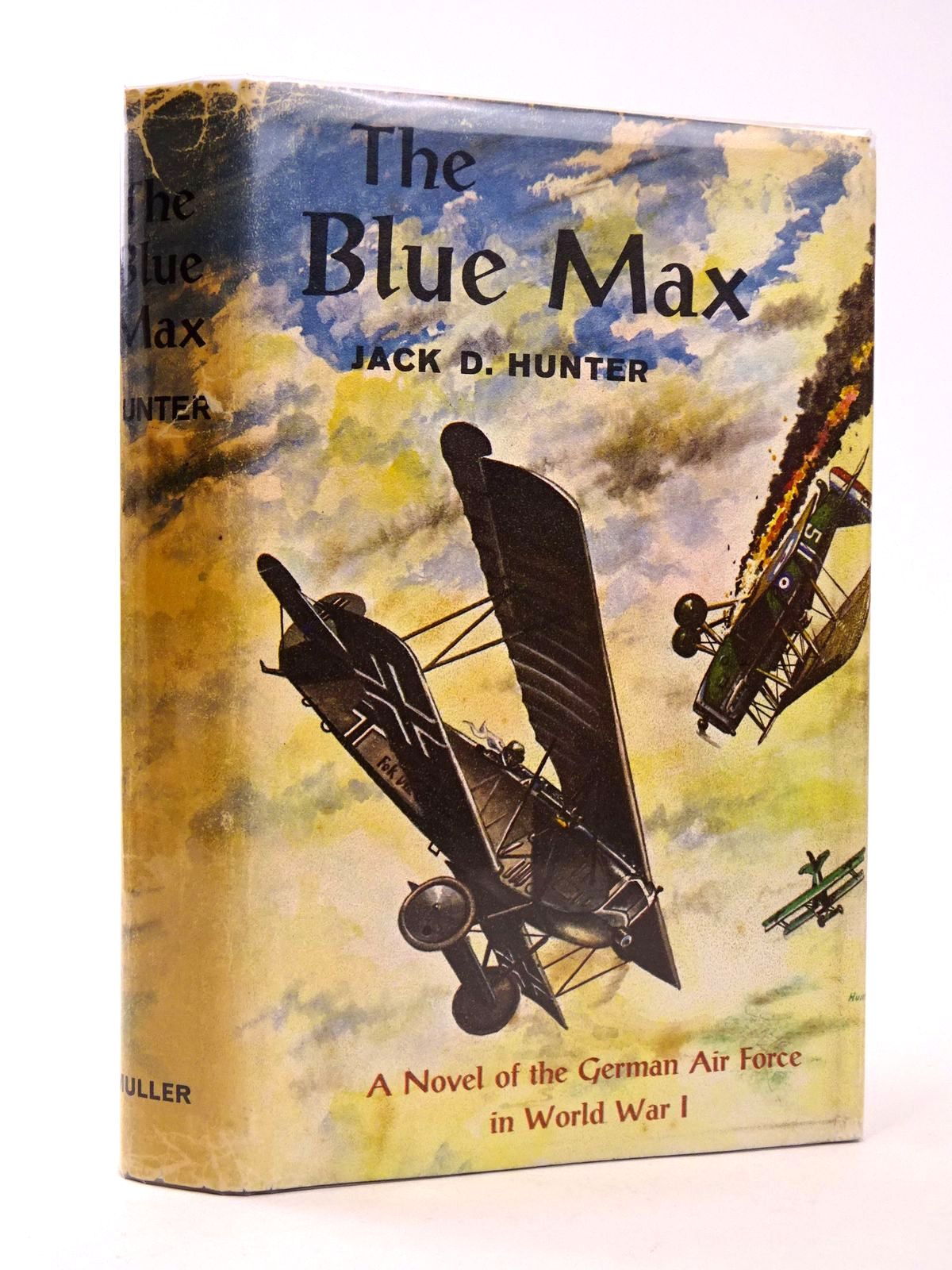 Photo of THE BLUE MAX- Stock Number: 1818660