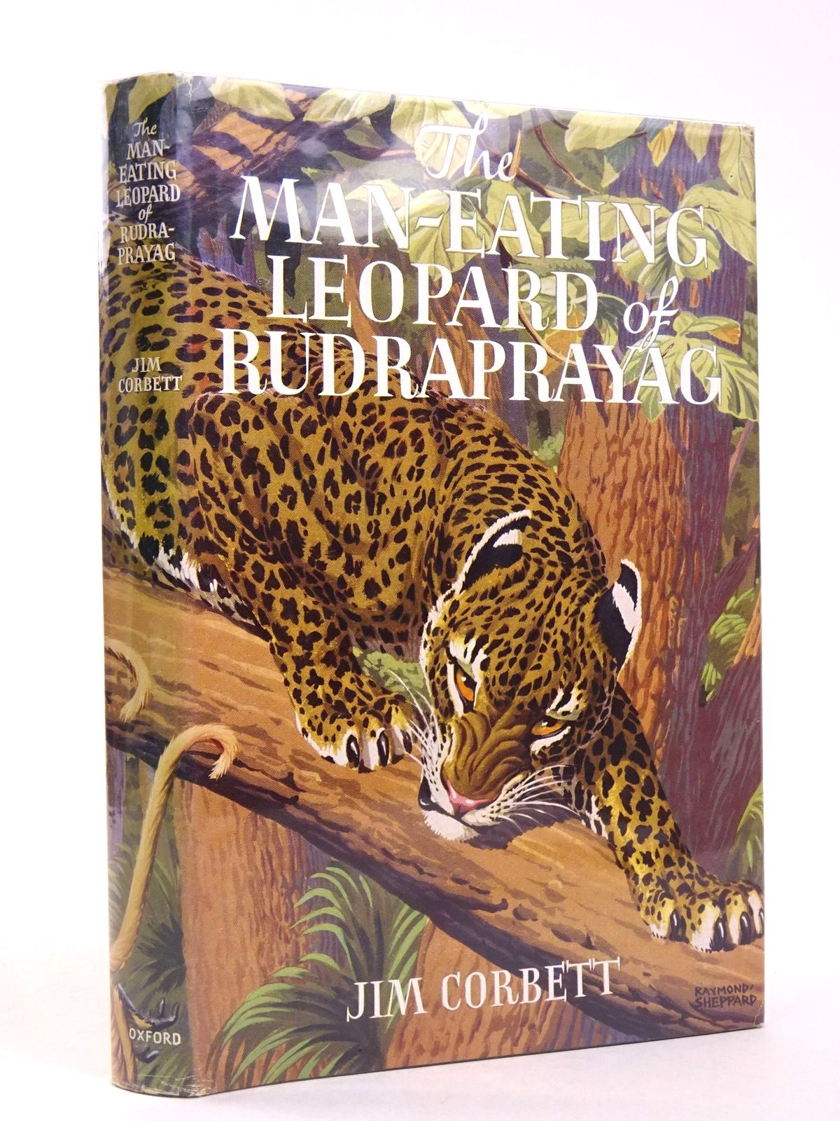 Photo of THE MAN-EATING LEOPARD OF RUDRAPRAYAG- Stock Number: 1818661