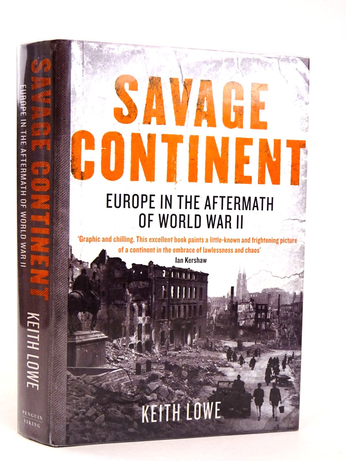 Photo of SAVAGE CONTINENT: EUROPE IN THE AFTERMATH OF WORLD WAR II written by Lowe, Keith published by Viking (STOCK CODE: 1818665)  for sale by Stella & Rose's Books