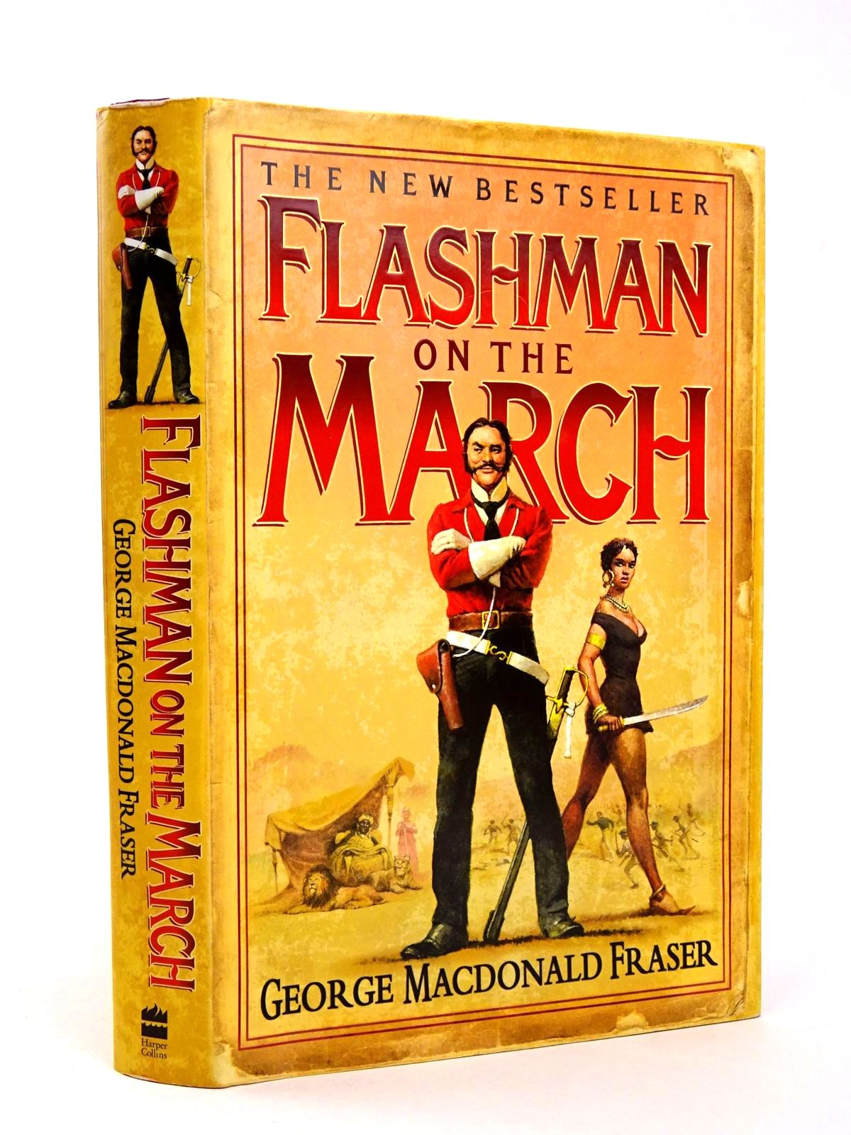 Photo of FLASHMAN ON THE MARCH- Stock Number: 1818666