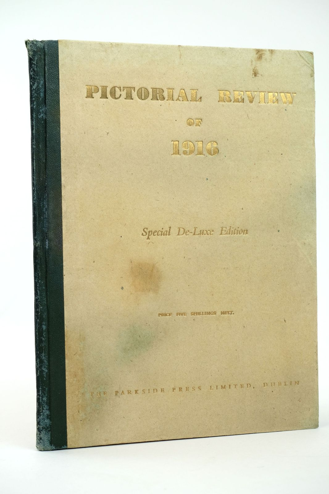 Photo of PICTORIAL REVIEW OF 1916- Stock Number: 1818674