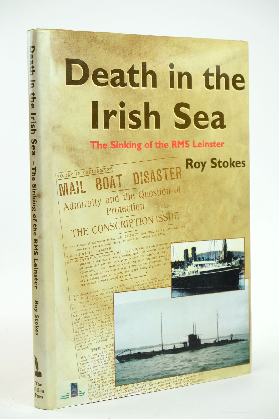 Photo of DEATH IN THE IRISH SEA: THE SINKING OF THE RMS LEINSTER- Stock Number: 1818675