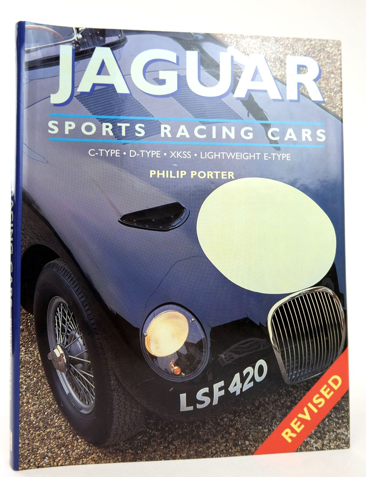 Photo of JAGUAR SPORTS RACING CARS written by Porter, Philip published by Bay View Books (STOCK CODE: 1818699)  for sale by Stella & Rose's Books