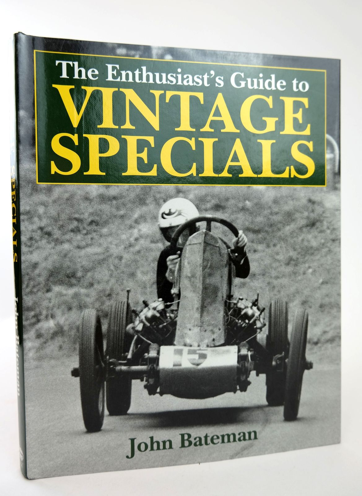 Photo of THE ENTHUSIAST'S GUIDE TO VINTAGE SPECIALS- Stock Number: 1818700