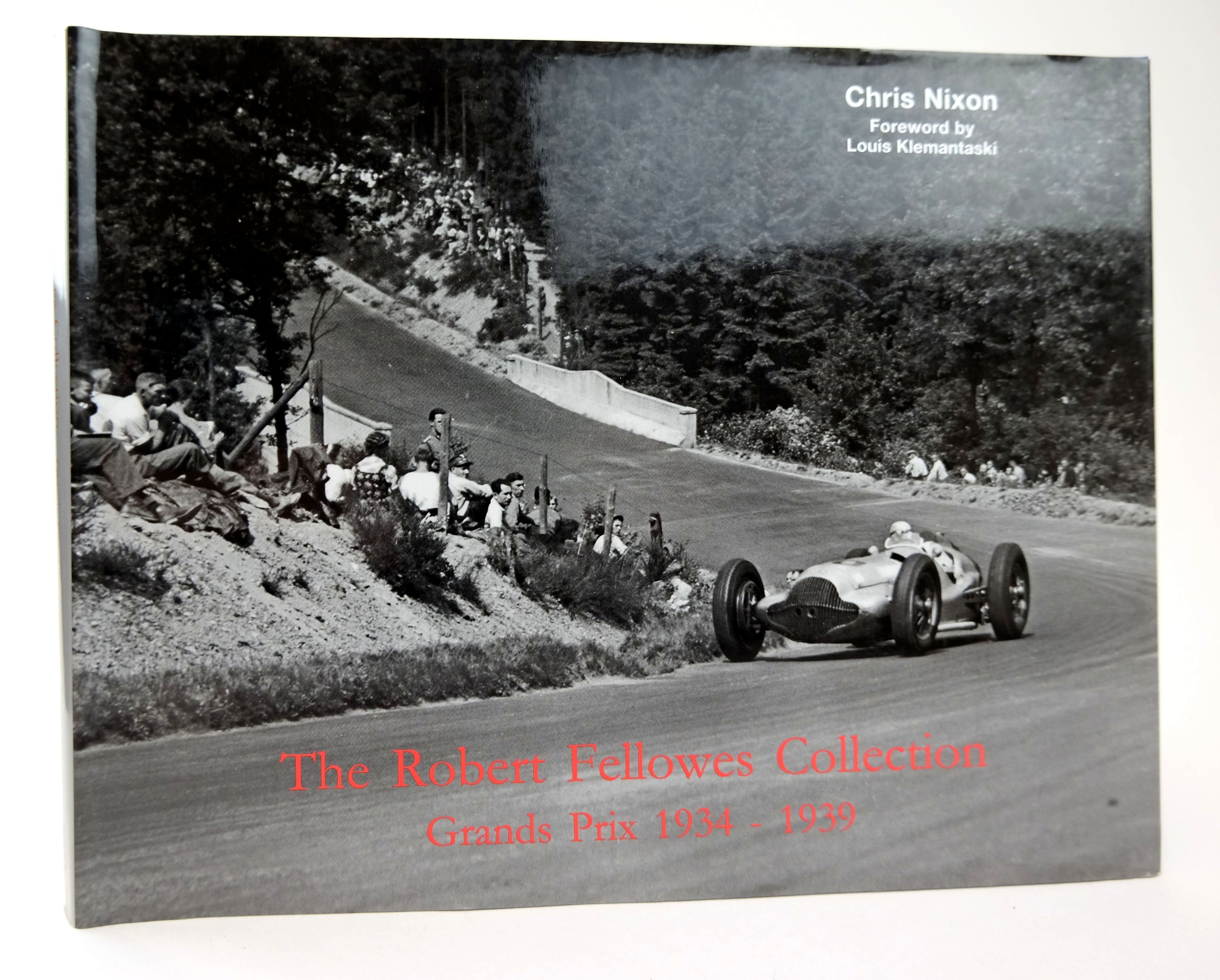 Photo of THE ROBERT FELLOWES COLLECTION GRANDS PRIX 1934-1939- Stock Number: 1818701