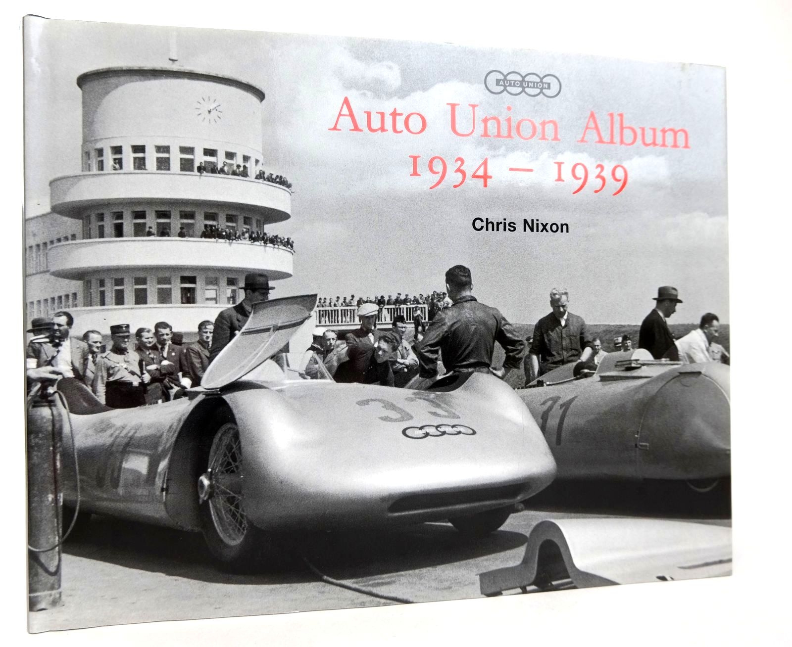 Photo of AUTO UNION ALBUM 1934 - 1939 written by Nixon, Chris published by Transport Bookman Publications (STOCK CODE: 1818702)  for sale by Stella & Rose's Books