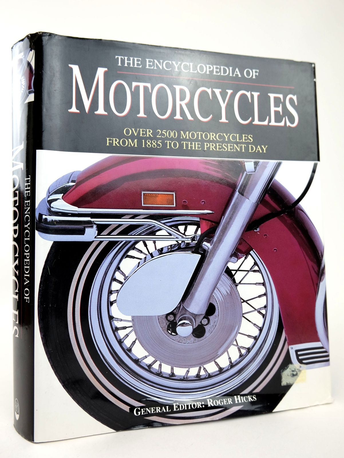 Photo of THE ENCYCLOPEDIA OF MOTORCYCLES- Stock Number: 1818705