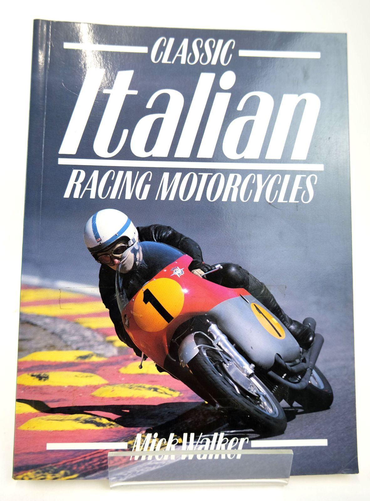 Photo of CLASSIC ITALIAN RACING MOTORCYCLES- Stock Number: 1818707