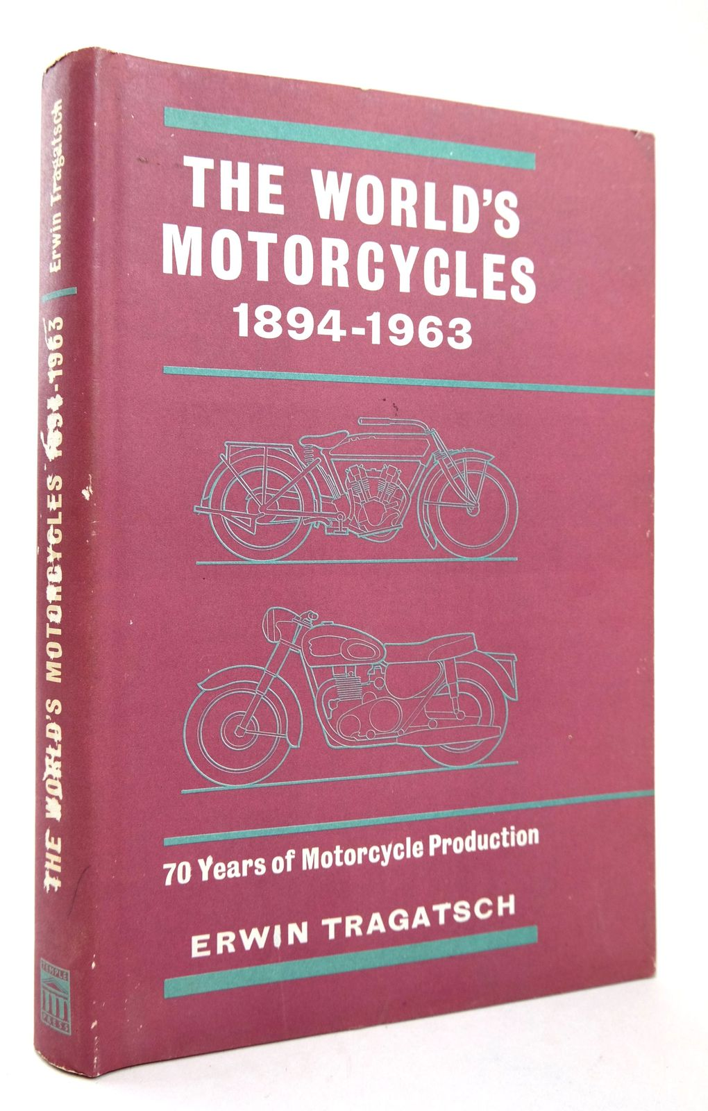 Photo of THE WORLD'S MOTORCYCLES 1894-1963- Stock Number: 1818726