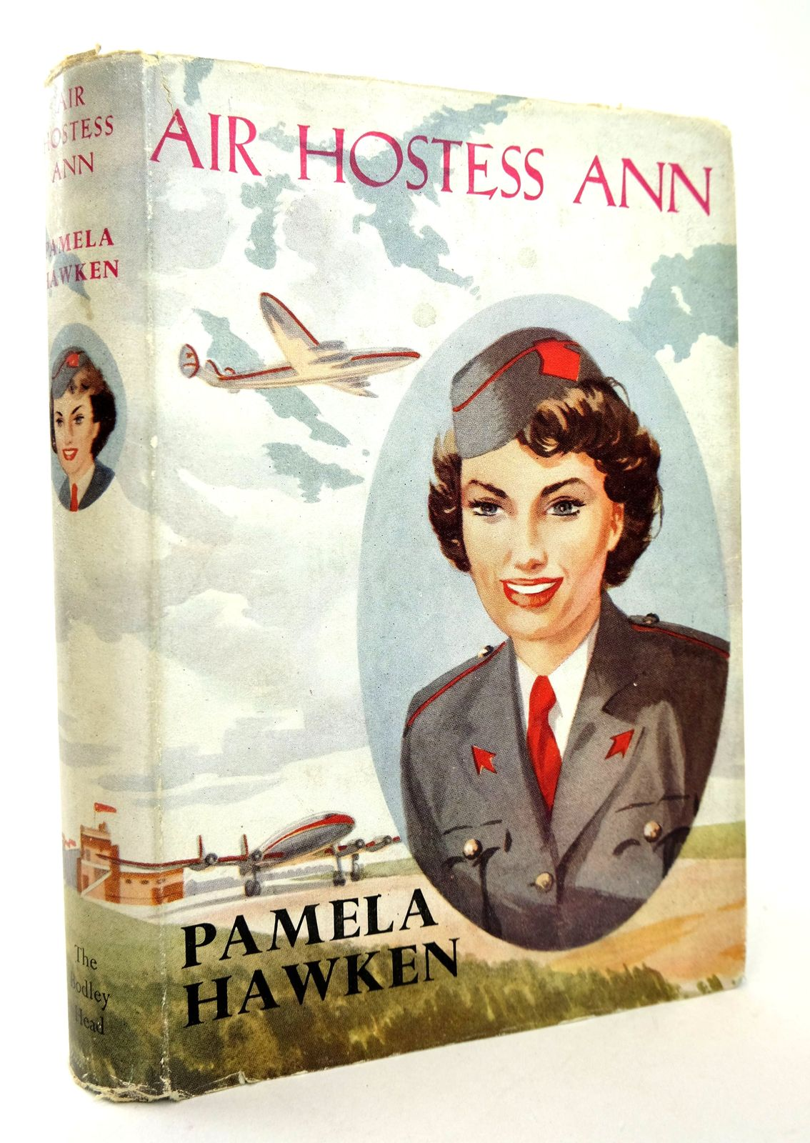 Photo of AIR HOSTESS ANN written by Hawken, Pamela published by The Bodley Head (STOCK CODE: 1818732)  for sale by Stella & Rose's Books