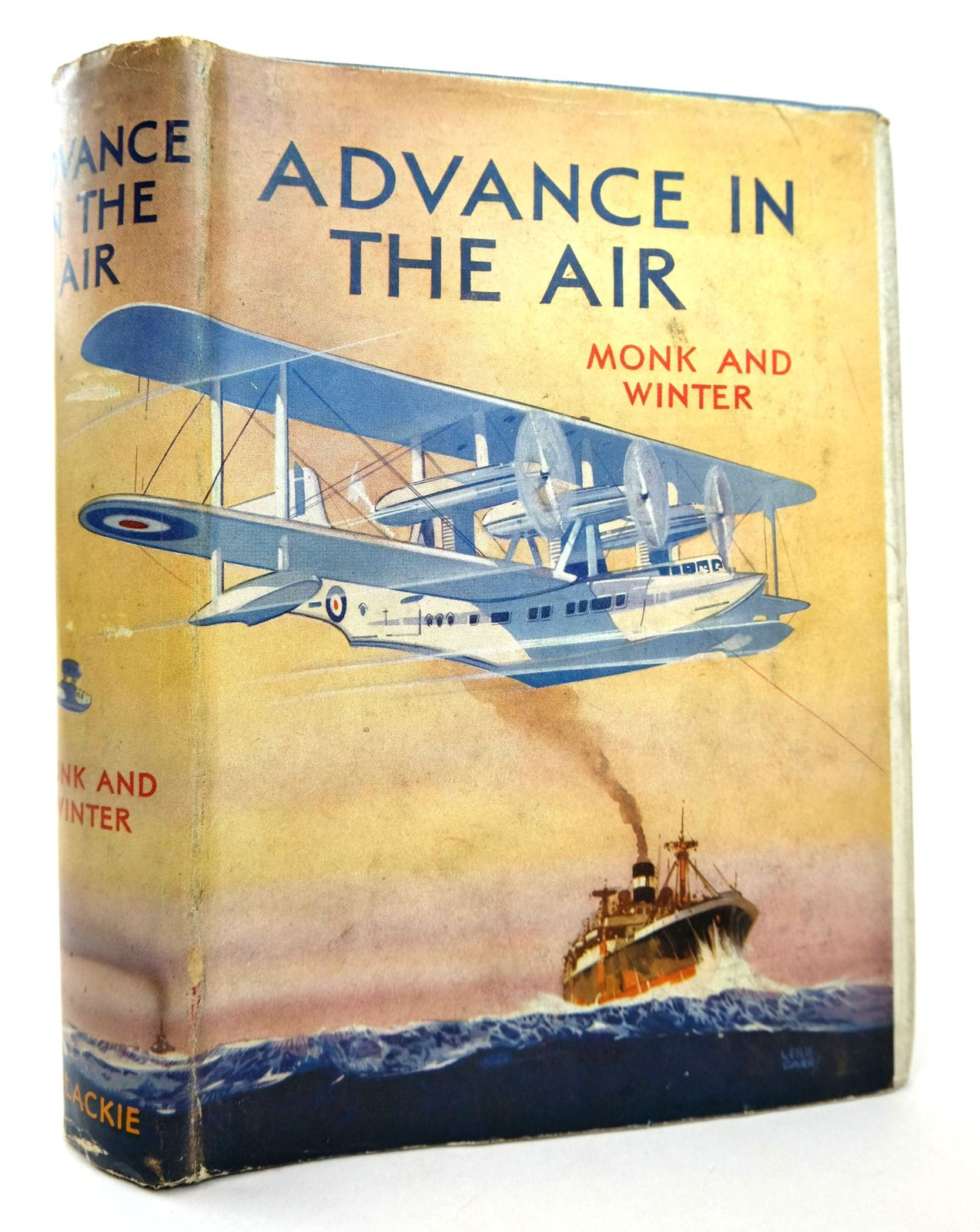 Photo of ADVANCE IN THE AIR- Stock Number: 1818733