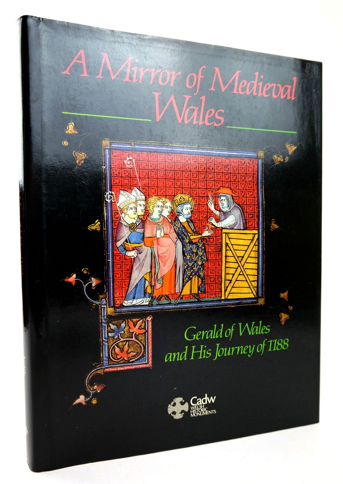 Photo of A MIRROR OF MEDIEVAL WALES- Stock Number: 1818738