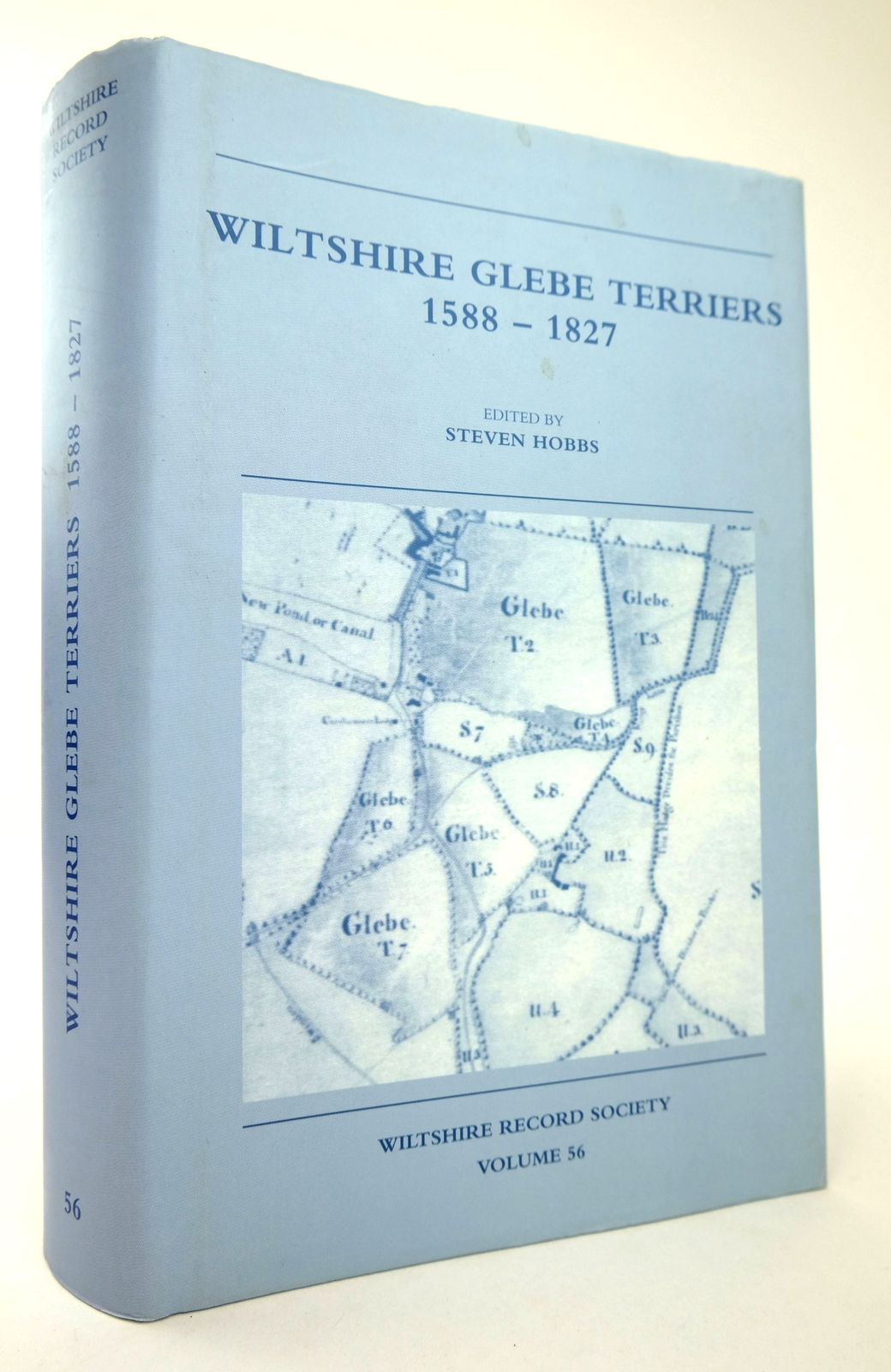 Photo of WILTSHIRE GLEBE TERRIERS 1588-1827 written by Hobbs, Steven published by Wiltshire Record Society (STOCK CODE: 1818739)  for sale by Stella & Rose's Books