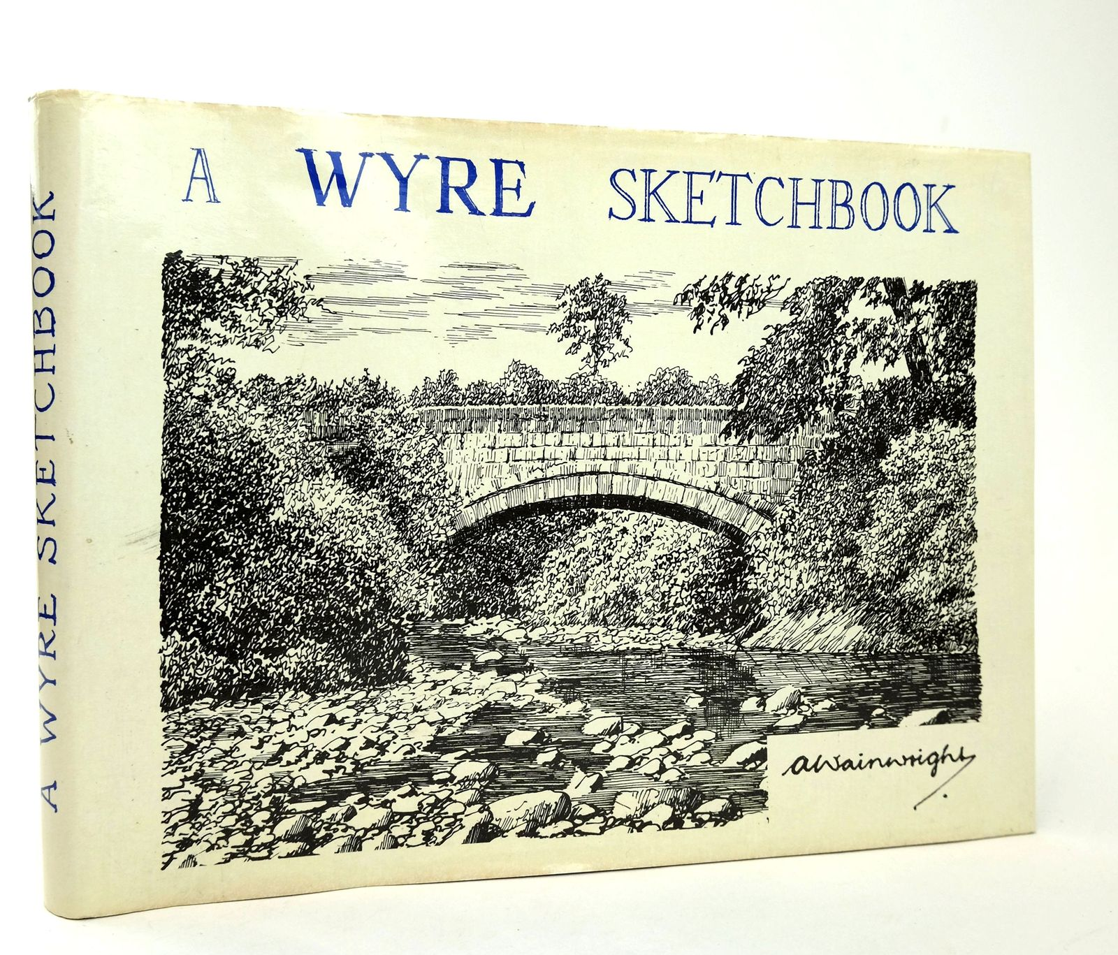 Photo of A WYRE SKETCHBOOK- Stock Number: 1818747