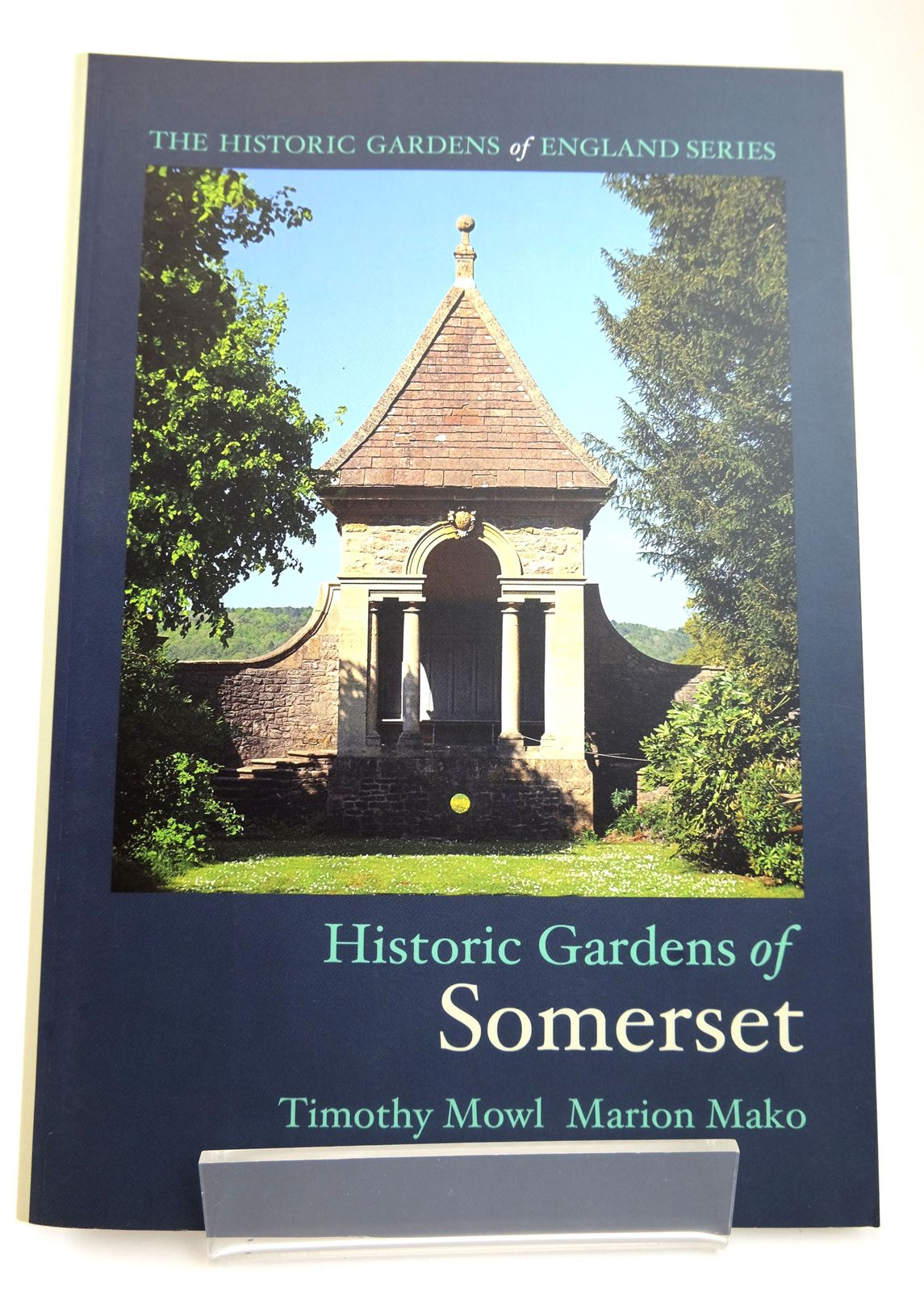 Photo of HISTORIC GARDENS OF SOMERSET- Stock Number: 1818748