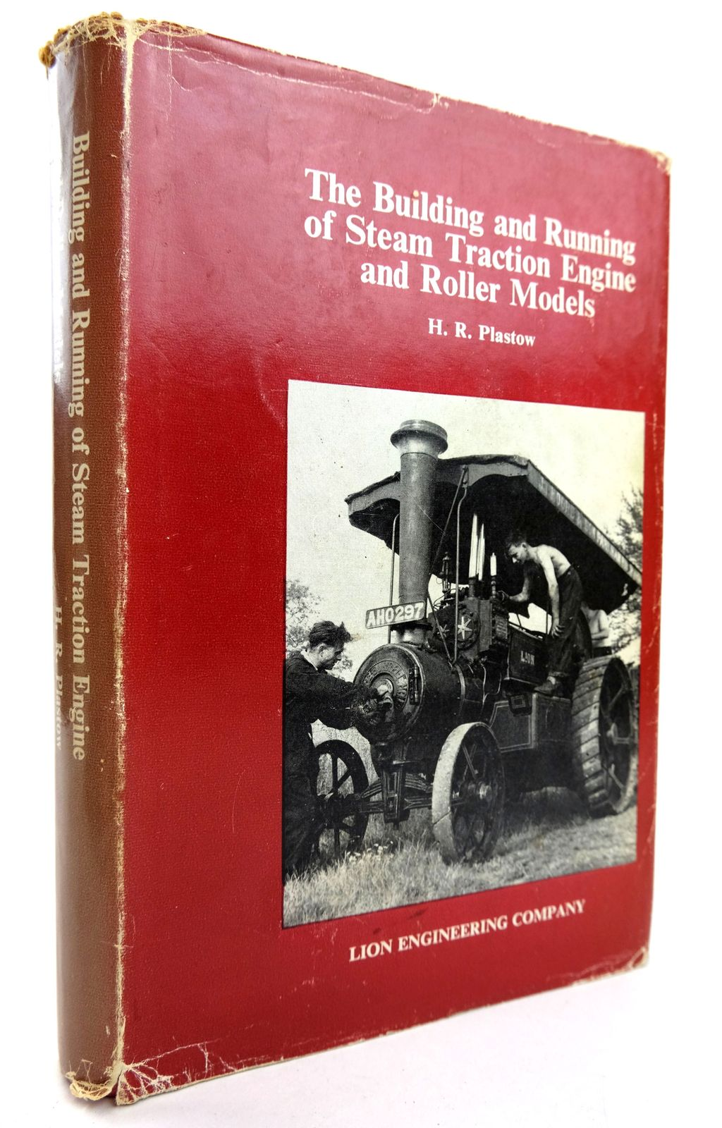 Photo of THE BUILDING AND RUNNING OF STEAM TRACTION ENGINE AND ROLLER MODELS written by Plastow, H.R. published by Lion Engineering Company (STOCK CODE: 1818750)  for sale by Stella & Rose's Books