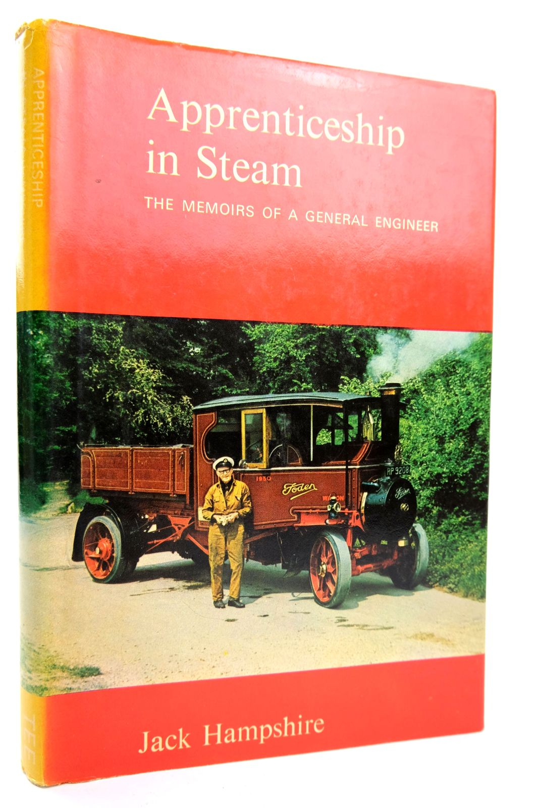 Photo of APPRENTICESHIP IN STEAM written by Hampshire, Jack illustrated by Child, A.<br />Hampshire, Jack published by Traction Engine Enterprises (STOCK CODE: 1818751)  for sale by Stella & Rose's Books