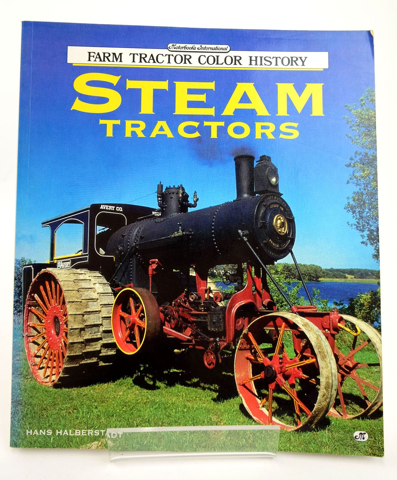 Photo of FARM TRACTOR COLOR HISTORY: STEAM TRACTORS- Stock Number: 1818753