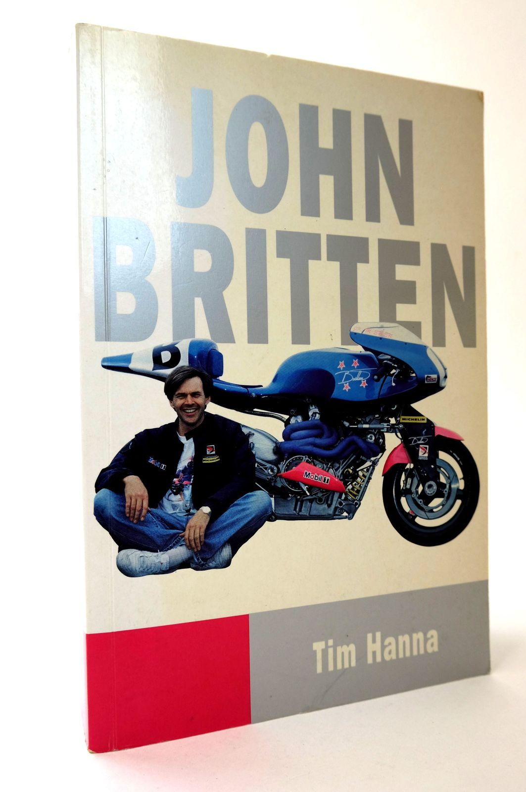 Photo of JOHN BRITTEN written by Hanna, Tim published by Craig Potton Publishing (STOCK CODE: 1818760)  for sale by Stella & Rose's Books