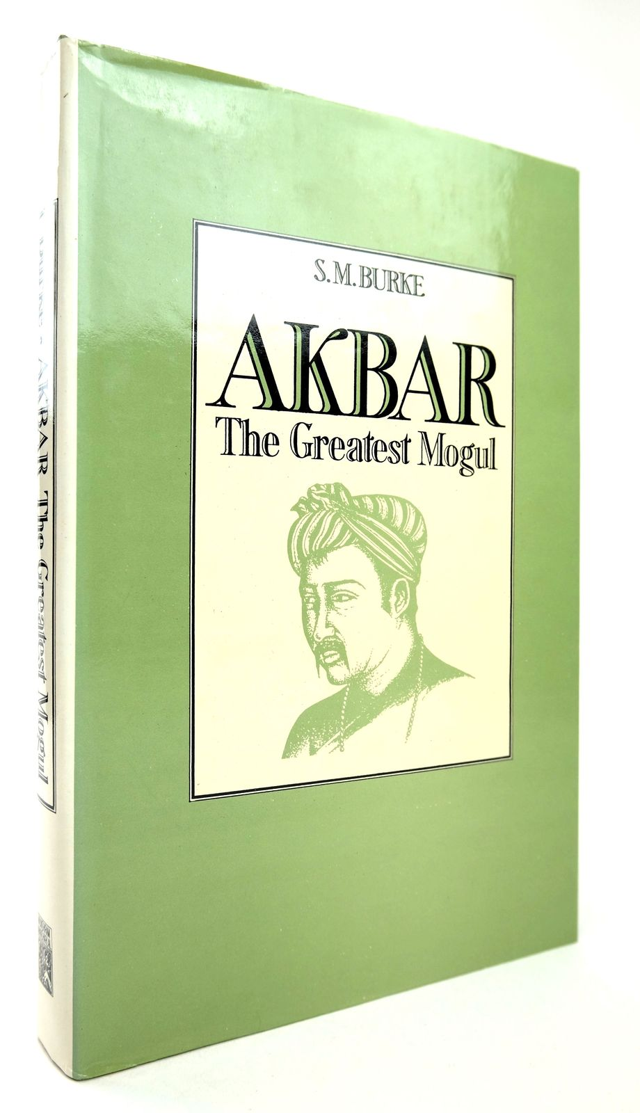 Photo of AKBAR THE GREATEST MOGUL written by Burke, S.M. published by Munshiram Manoharlal (STOCK CODE: 1818763)  for sale by Stella & Rose's Books