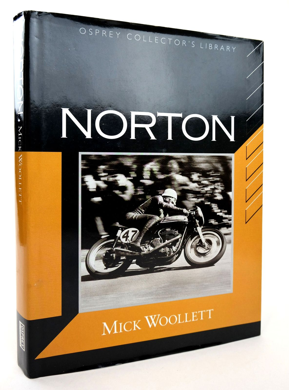Photo of NORTON (OSPREY COLLECTOR'S LIBRARY) written by Woollett, Mick published by Osprey Automotive (STOCK CODE: 1818781)  for sale by Stella & Rose's Books