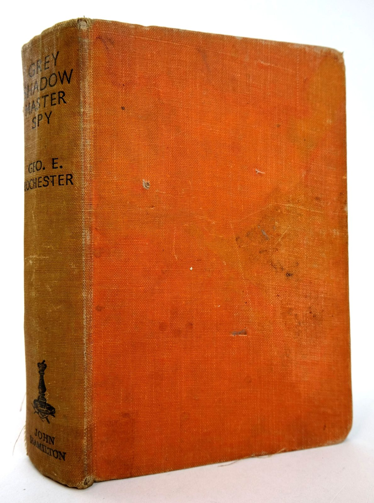 Photo of GREY SHADOW written by Rochester, George E. published by John Hamilton Ltd. (STOCK CODE: 1818792)  for sale by Stella & Rose's Books